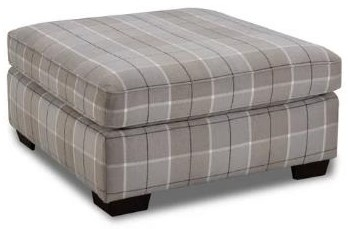 2301 Cooper Alibaster COCKTAIL OTTOMAN by Behold Home at Furniture Fair - North Carolina