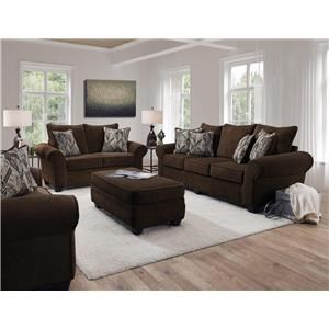 4-Pc Living Room Group