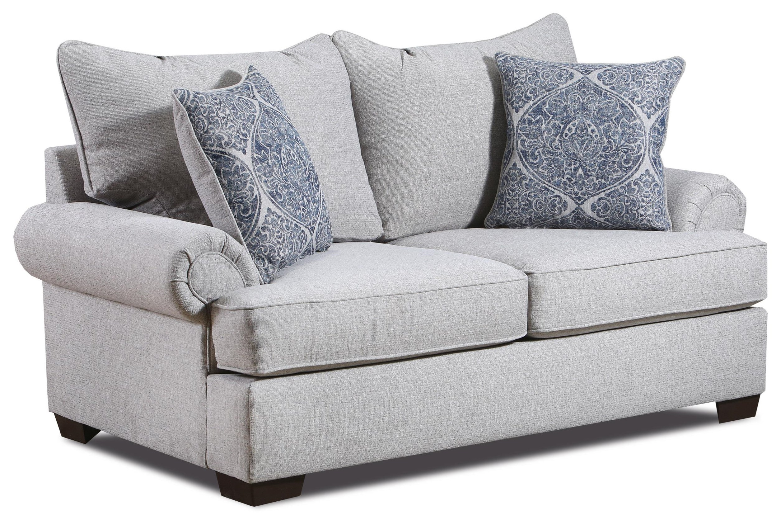 Azure Loveseat by Behold Home at Darvin Furniture