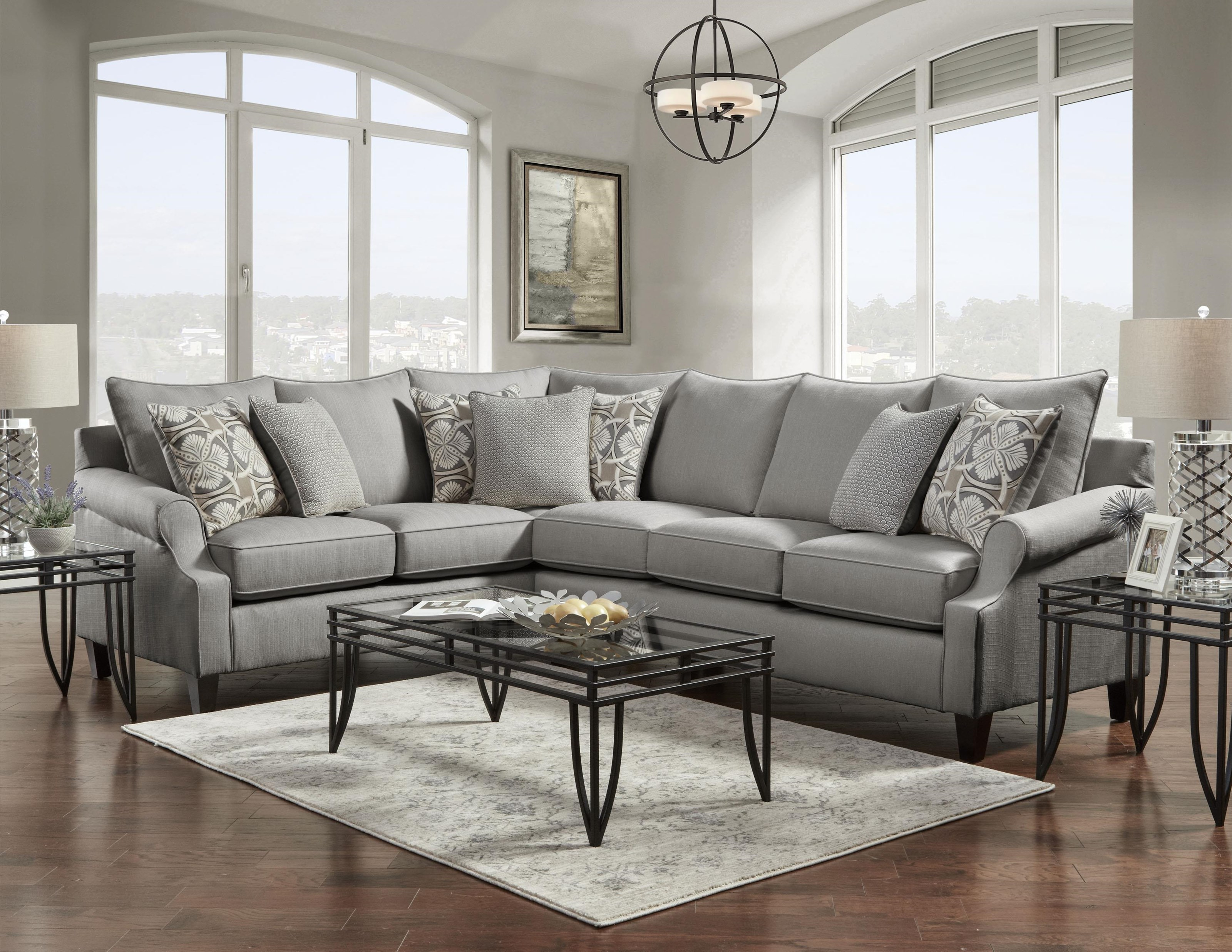 Bay Ridge 2 Piece Sectional by Behold Home at Darvin Furniture
