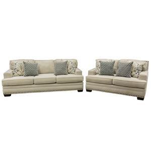 Behold Home Braxton Sofa & Loveseat