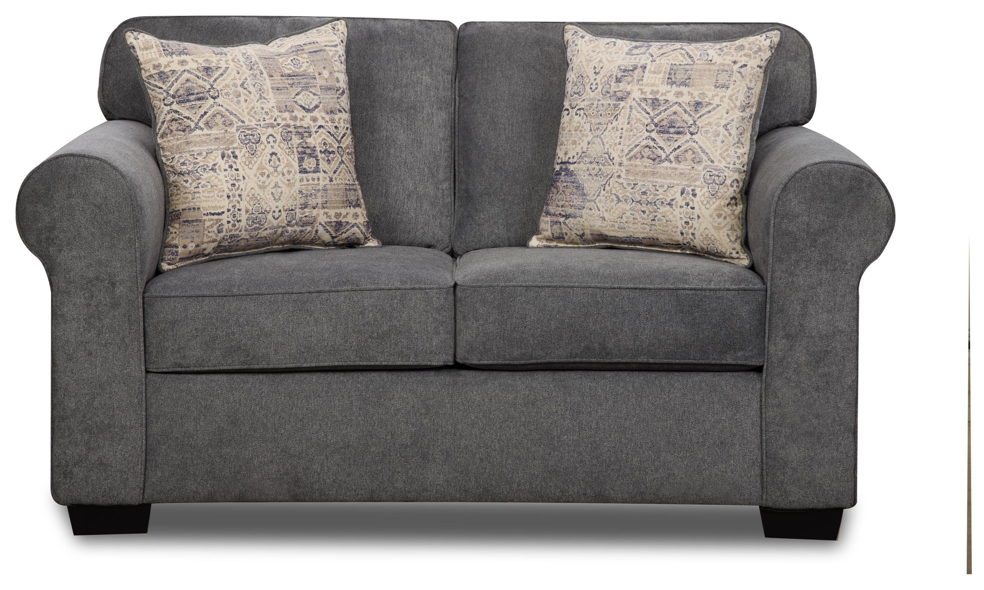 Slate Loveseat by Behold Home at Darvin Furniture