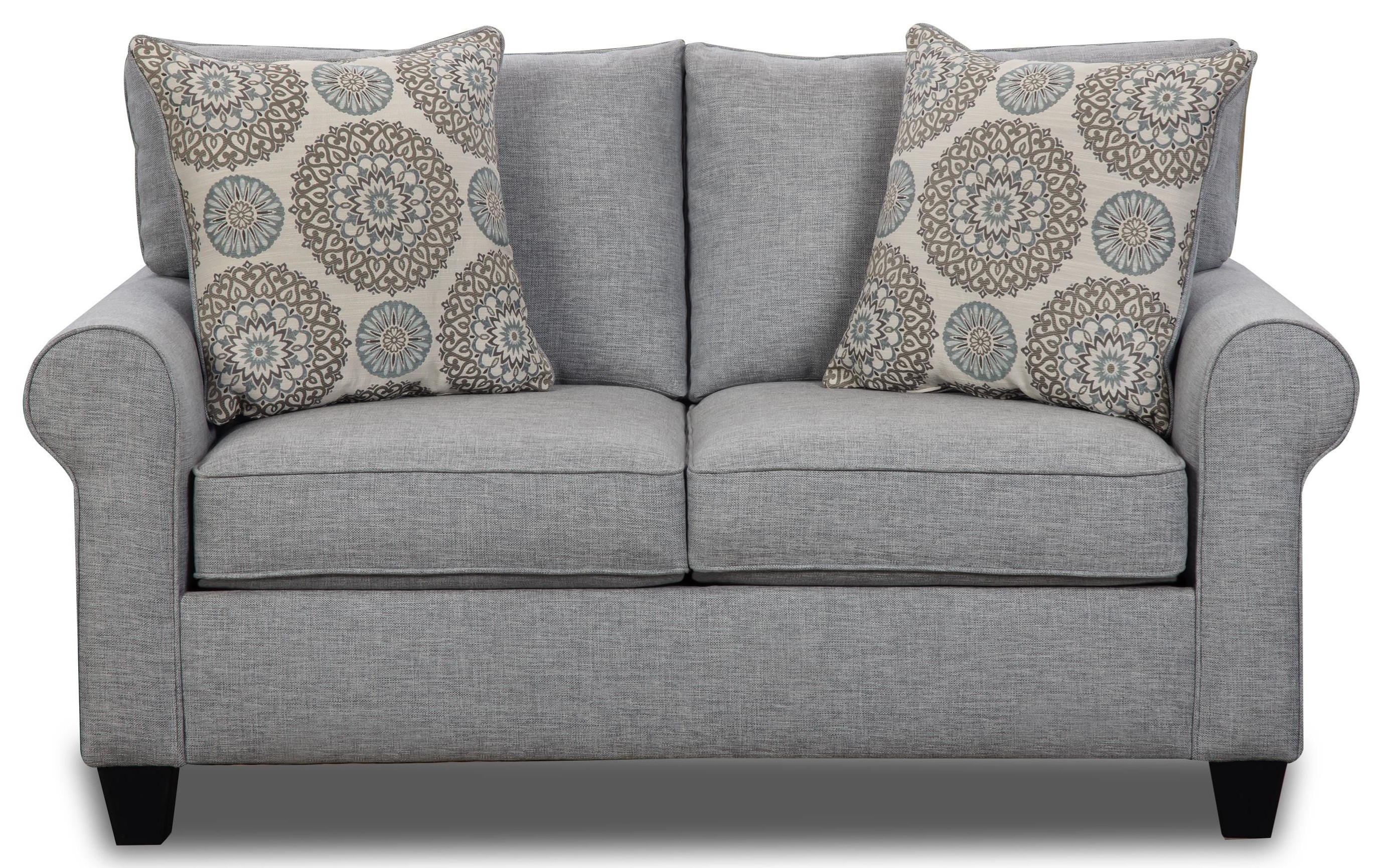 Vivian Loveseat by Behold Home at Darvin Furniture