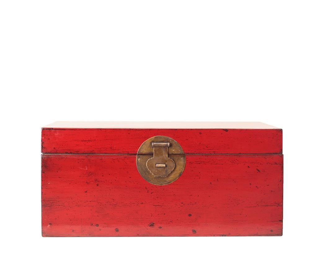 Antiques Trunk by C.S. Wo & Sons at C. S. Wo & Sons Hawaii