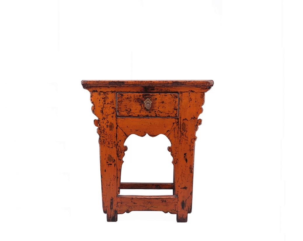 Antiques Table by C.S. Wo & Sons at C. S. Wo & Sons California