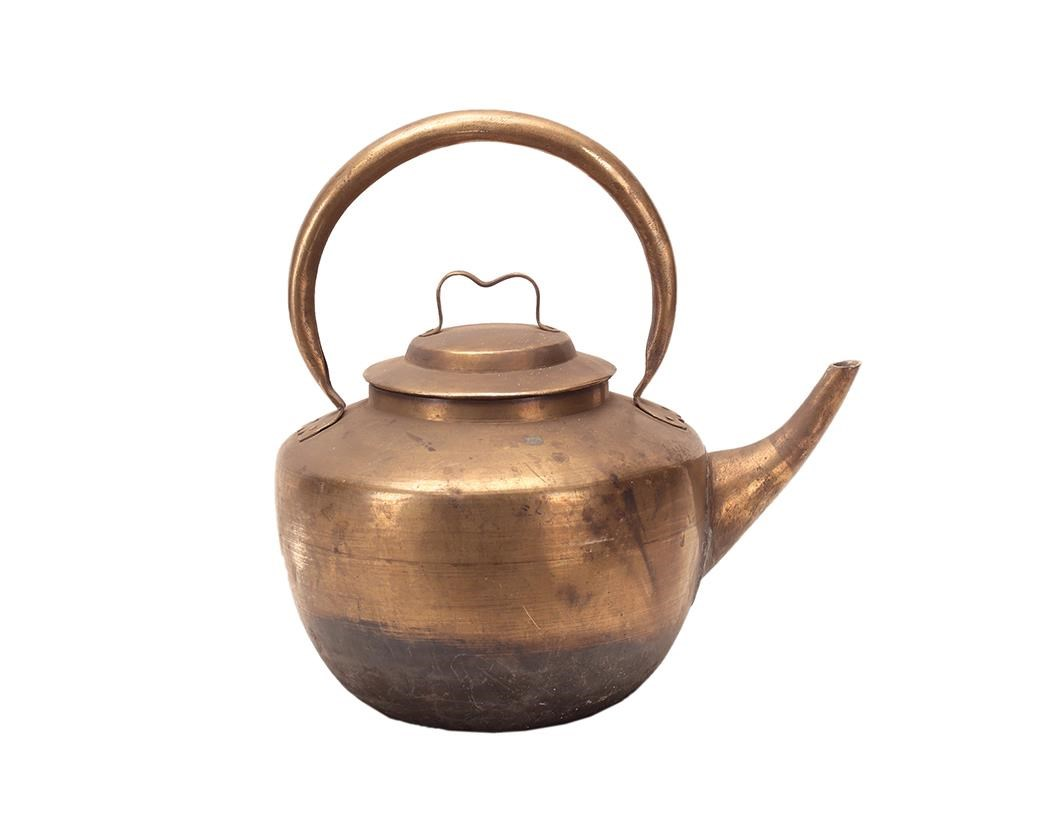 Antiques Copper Pot by C.S. Wo & Sons at C. S. Wo & Sons Hawaii
