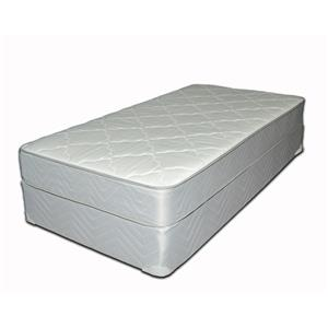 "King 9"" Firm Mattress and Foundation"