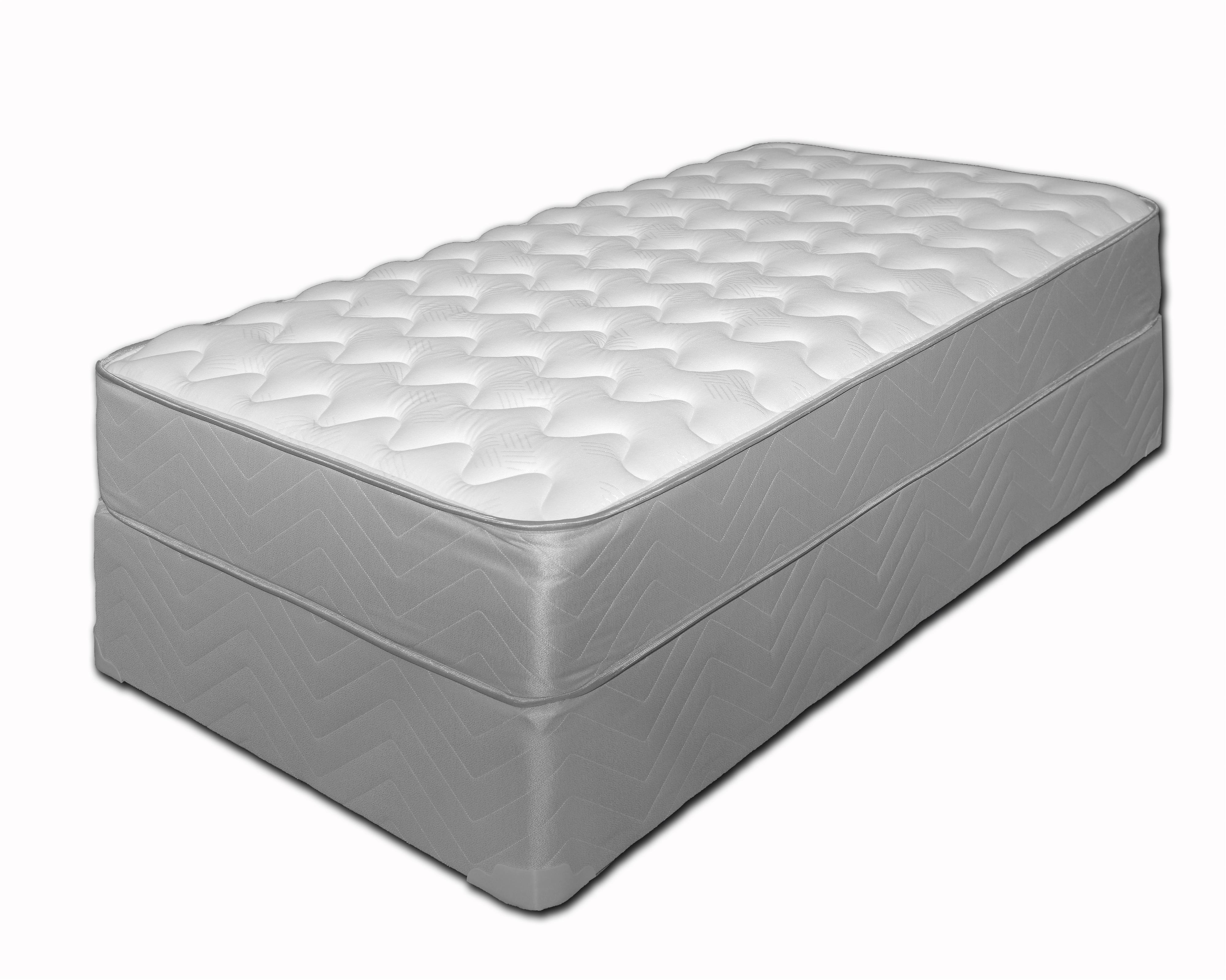 """Shire Full 11"""" Firm Mattress by Bemco at Mueller Furniture"""