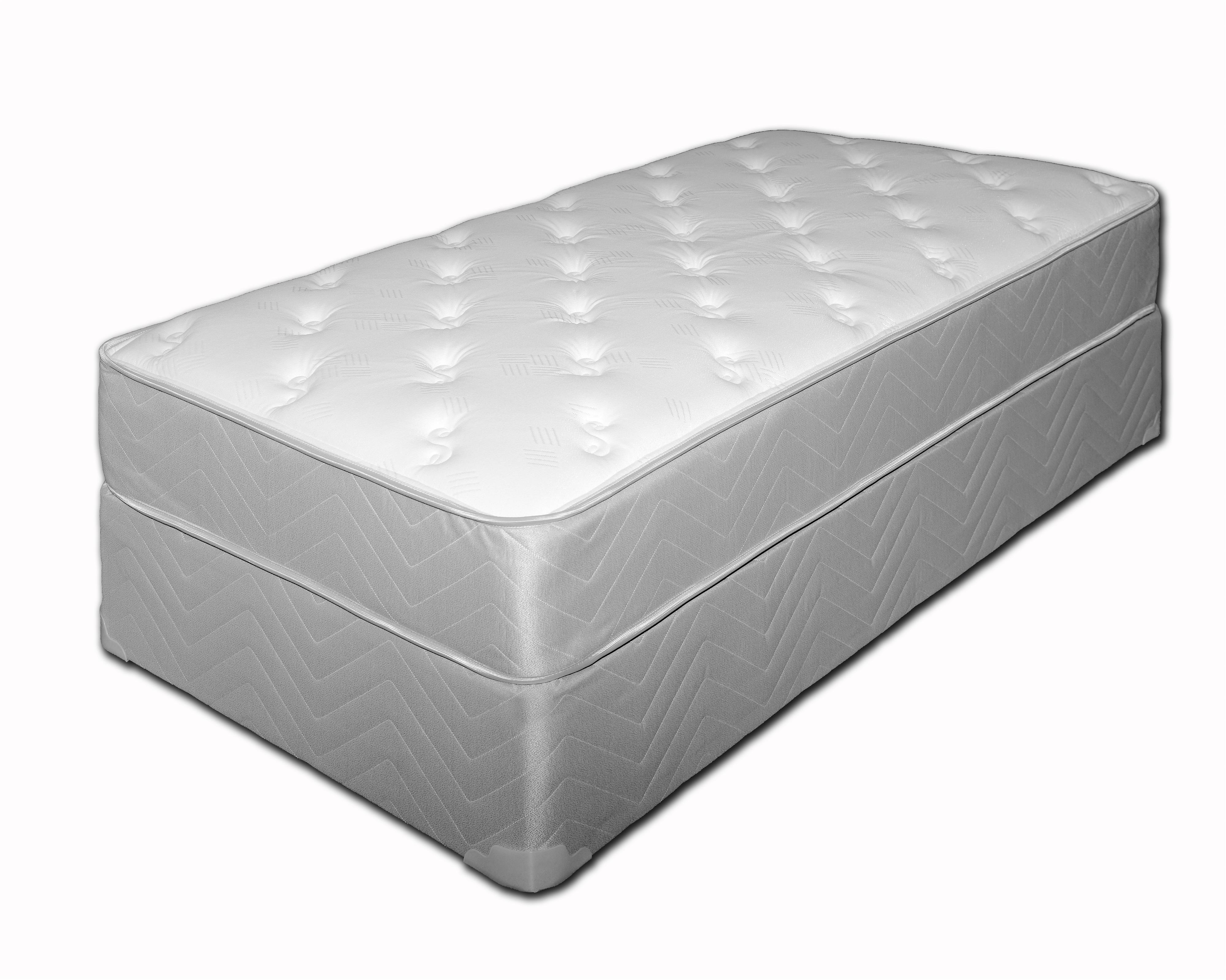 """Shire Full Plush 11"""" Mattress by Bemco at Mueller Furniture"""