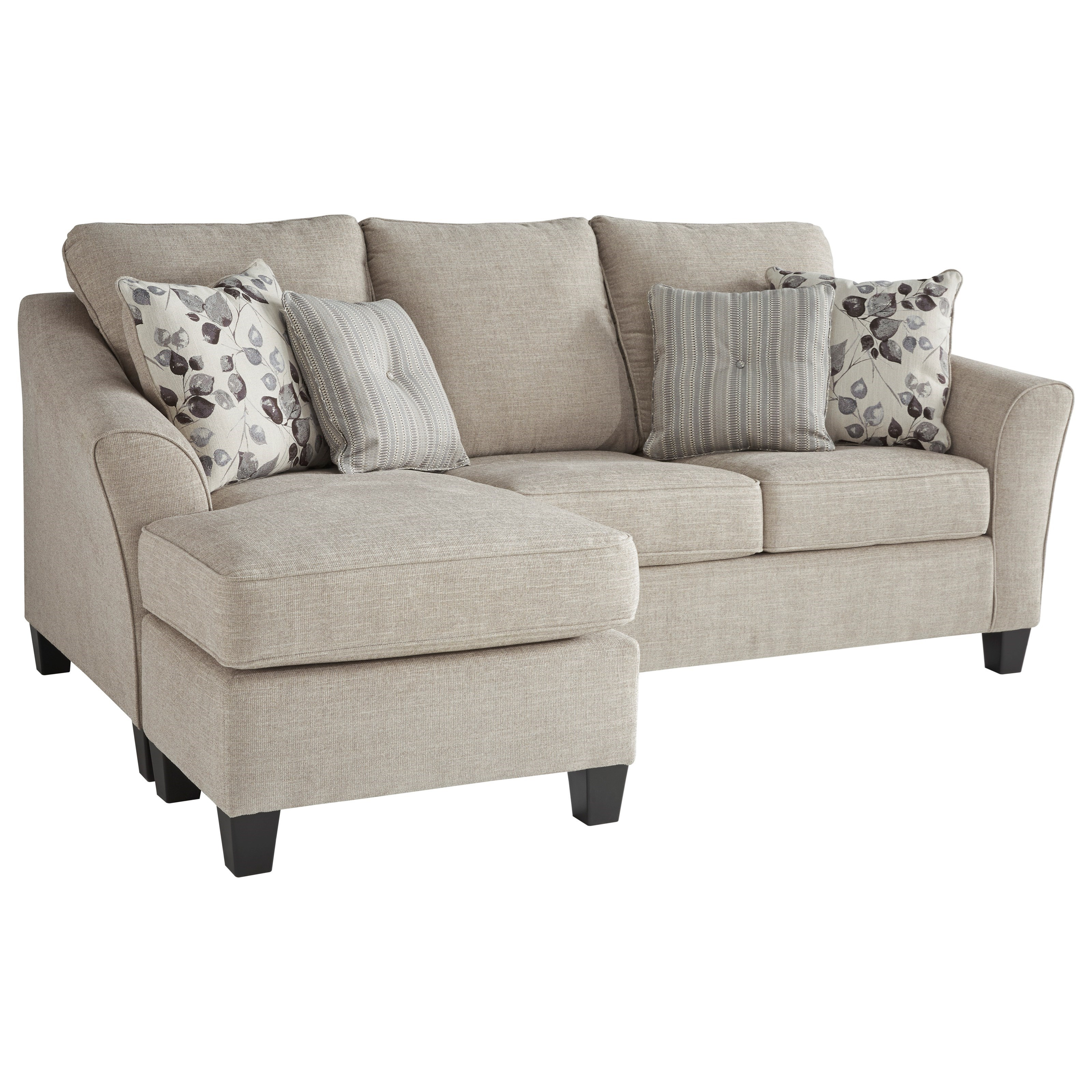 Abney Sofa Chaise by Benchcraft at Gill Brothers Furniture