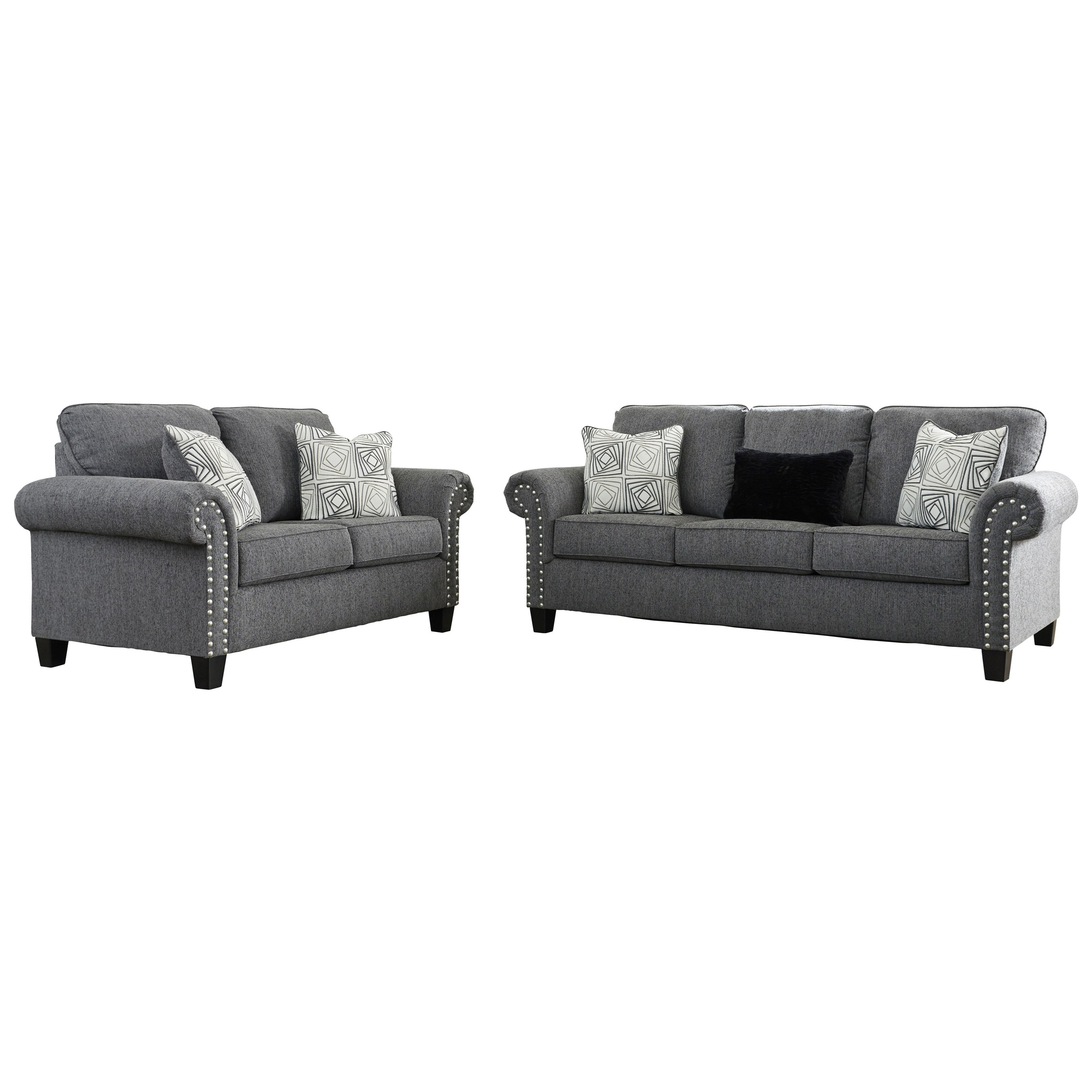 Agleno Living Room Group by Benchcraft at Fashion Furniture