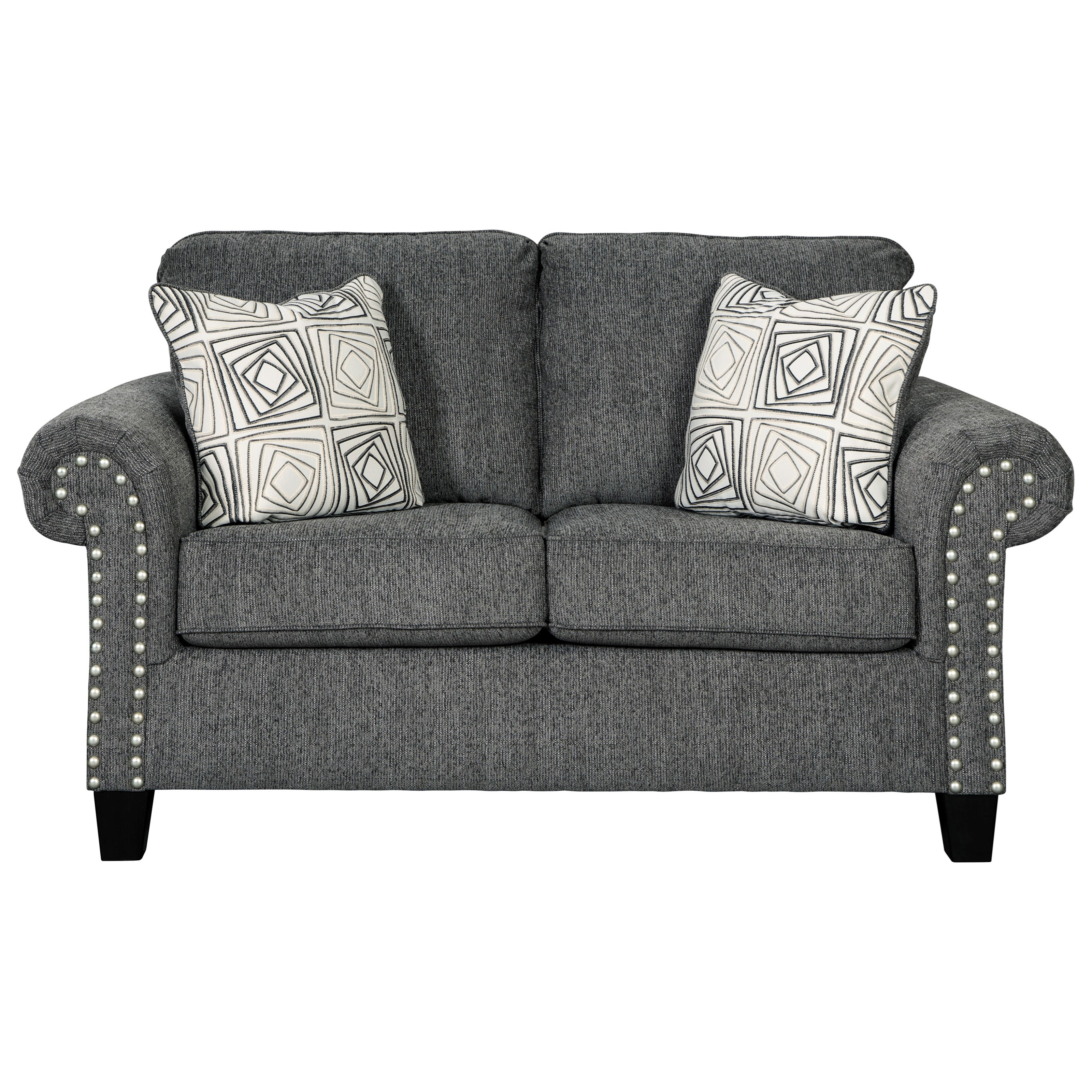 Agleno Loveseat by Benchcraft at Catalog Outlet