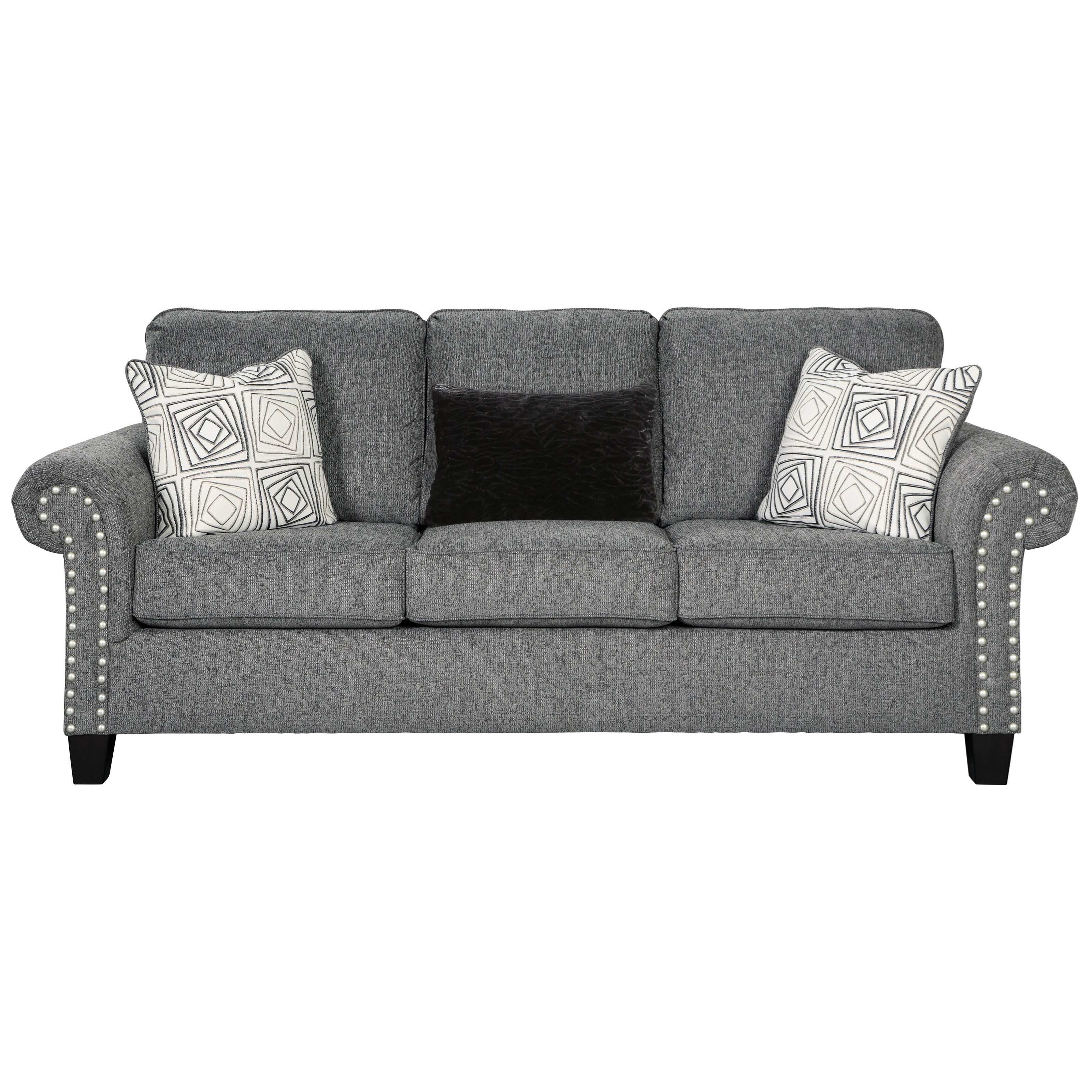 Agleno Sofa by Benchcraft at Rooms and Rest