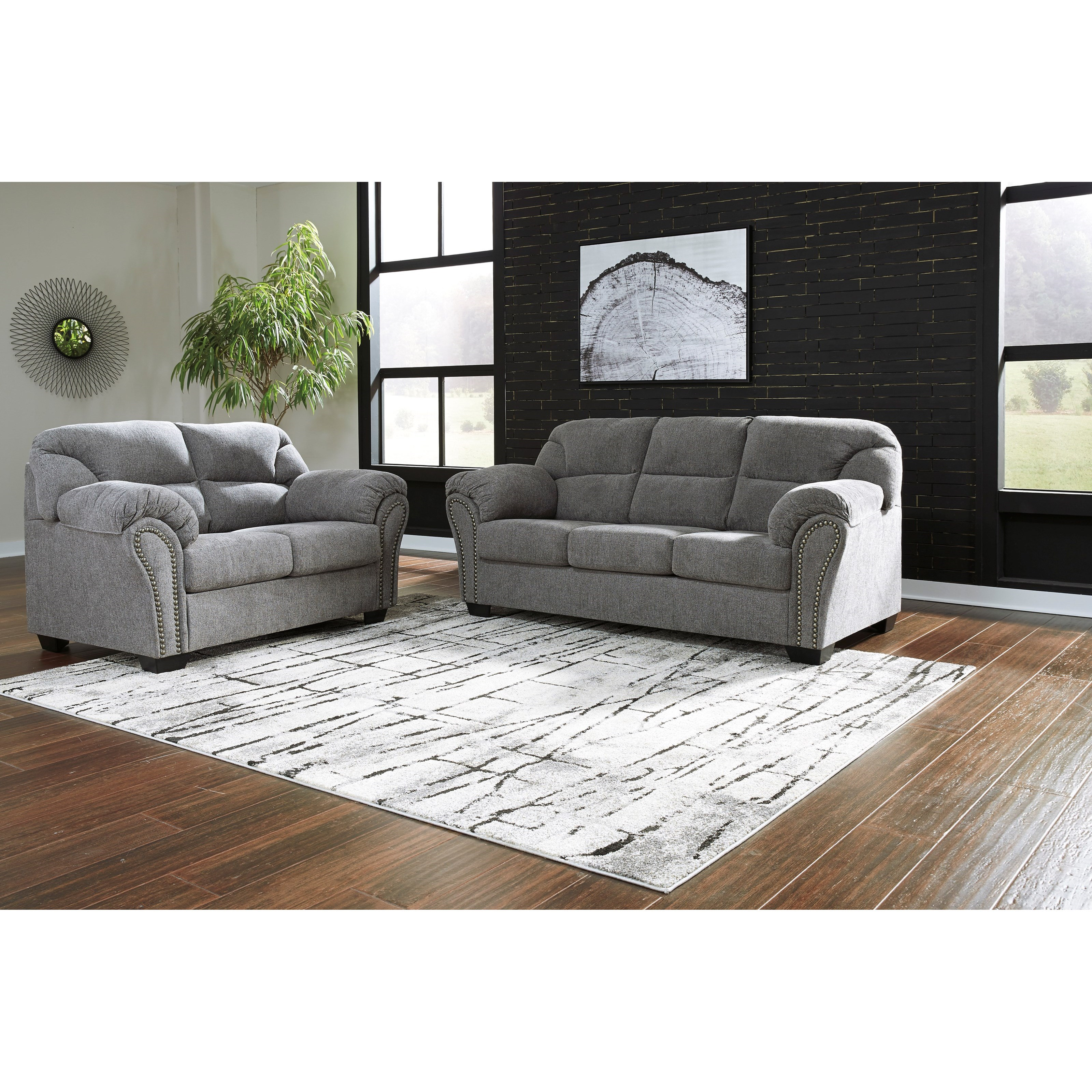 Allmaxx Living Room Group by Benchcraft at Suburban Furniture