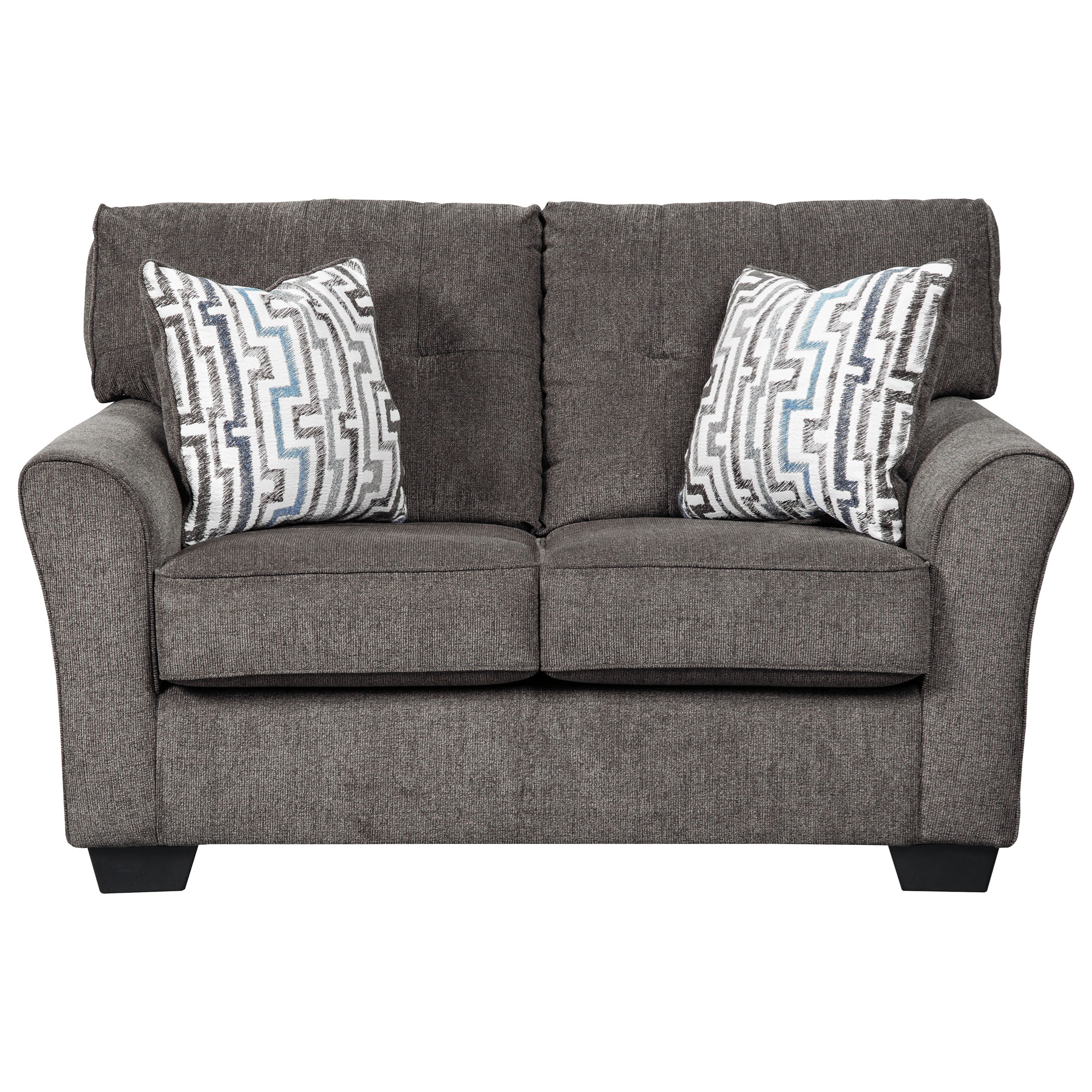 Ames Loveseat by Trendz at Ruby Gordon Home