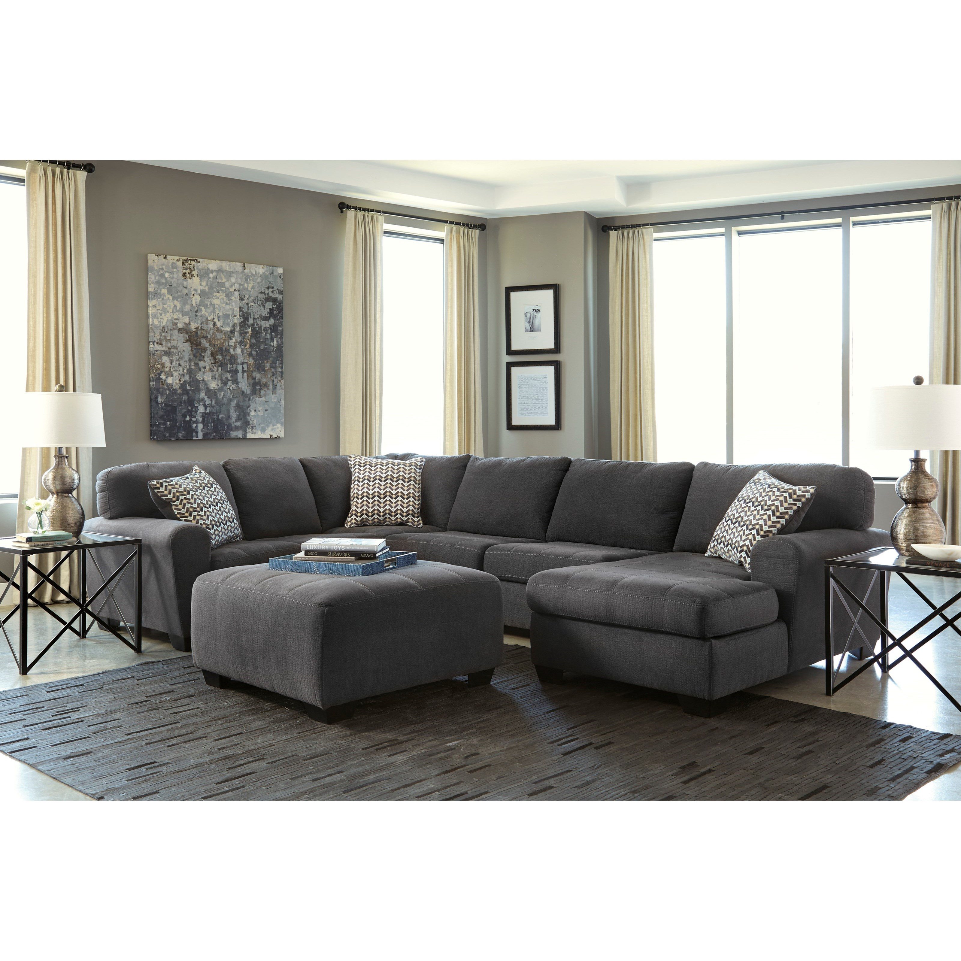 Ambee Living Room Group by Benchcraft at Miller Waldrop Furniture and Decor