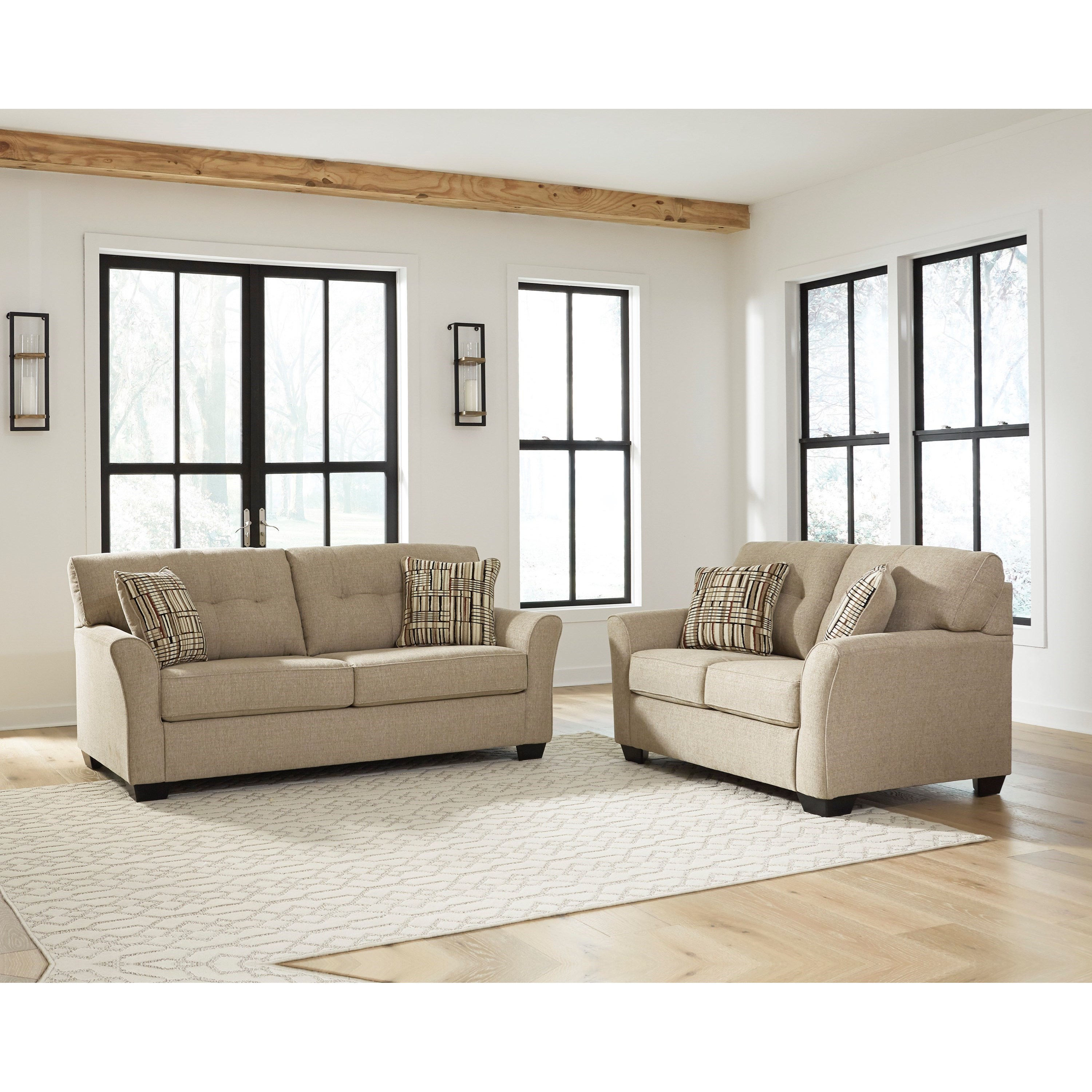 Ardmead Living Room Group by Benchcraft at Zak's Warehouse Clearance Center