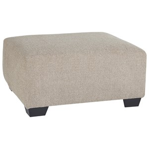 Square Oversized Accent Ottoman