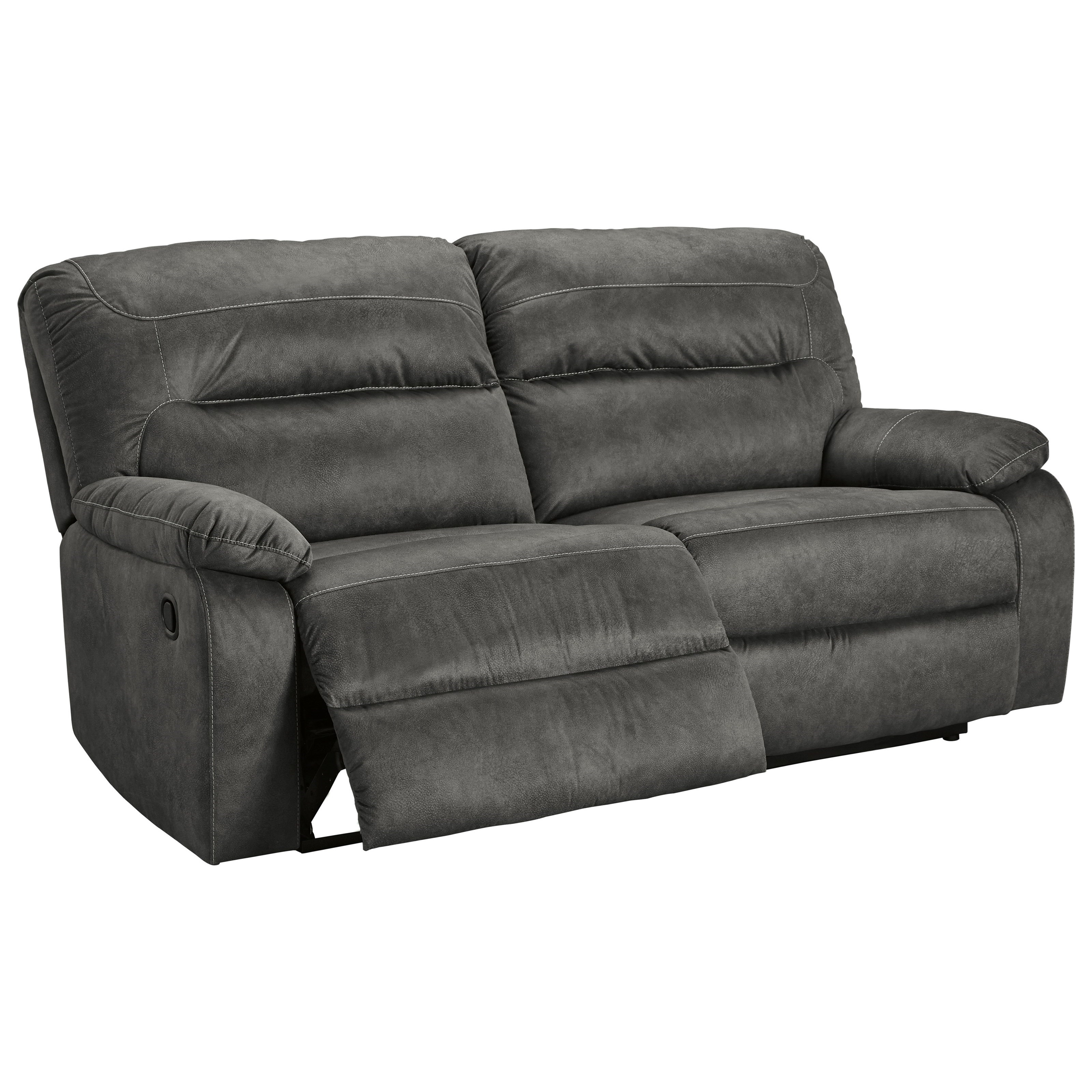 Bolzano 2 Seat Reclining Sofa by Benchcraft at Miller Waldrop Furniture and Decor