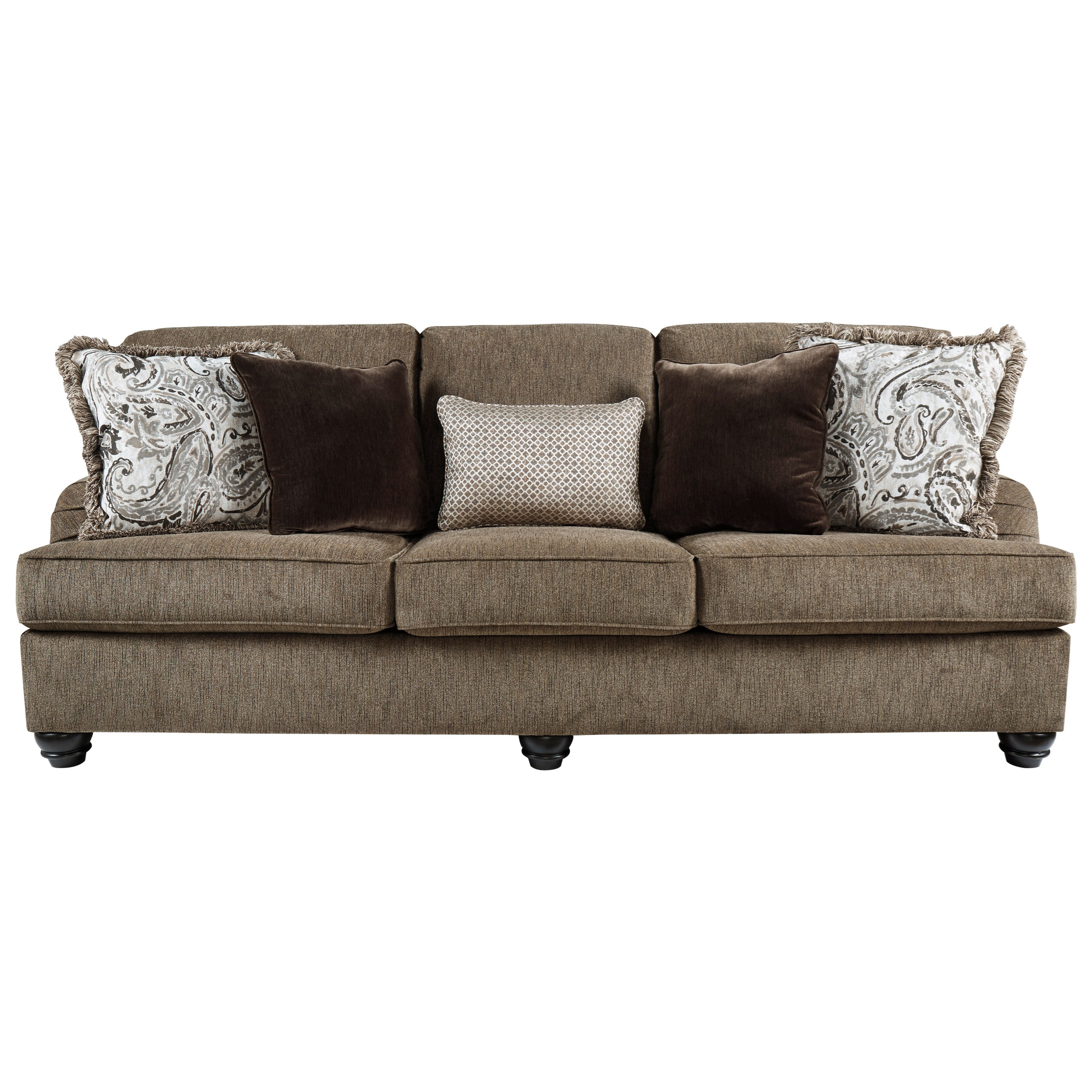 Braemar Sofa by Benchcraft at Miller Waldrop Furniture and Decor