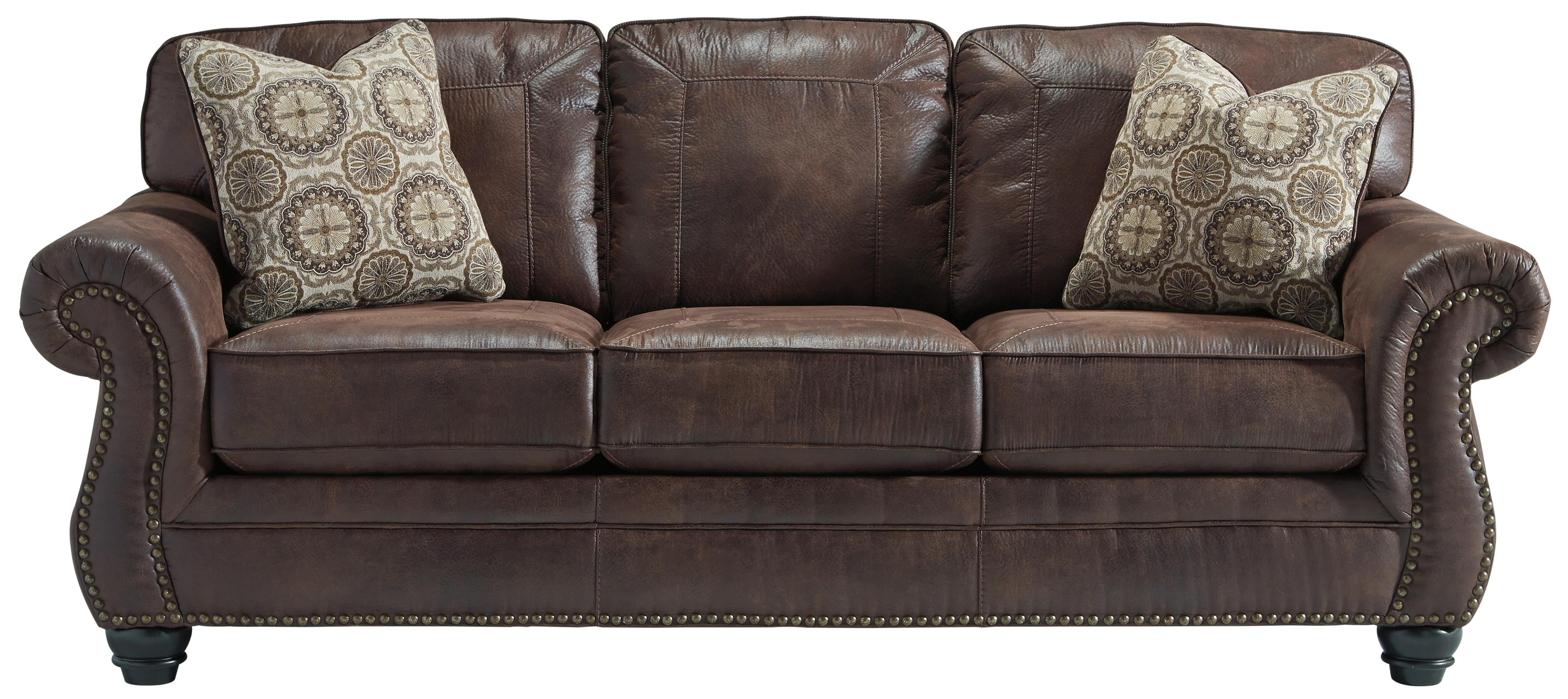 Breville Queen Sofa Sleeper by Benchcraft at Catalog Outlet
