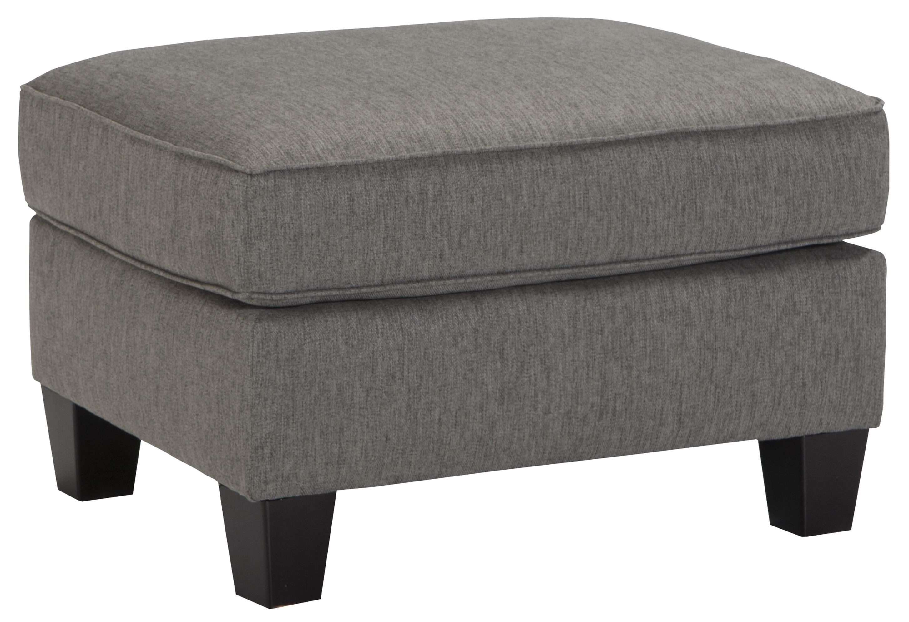 Brindon Ottoman by Benchcraft at Miller Waldrop Furniture and Decor