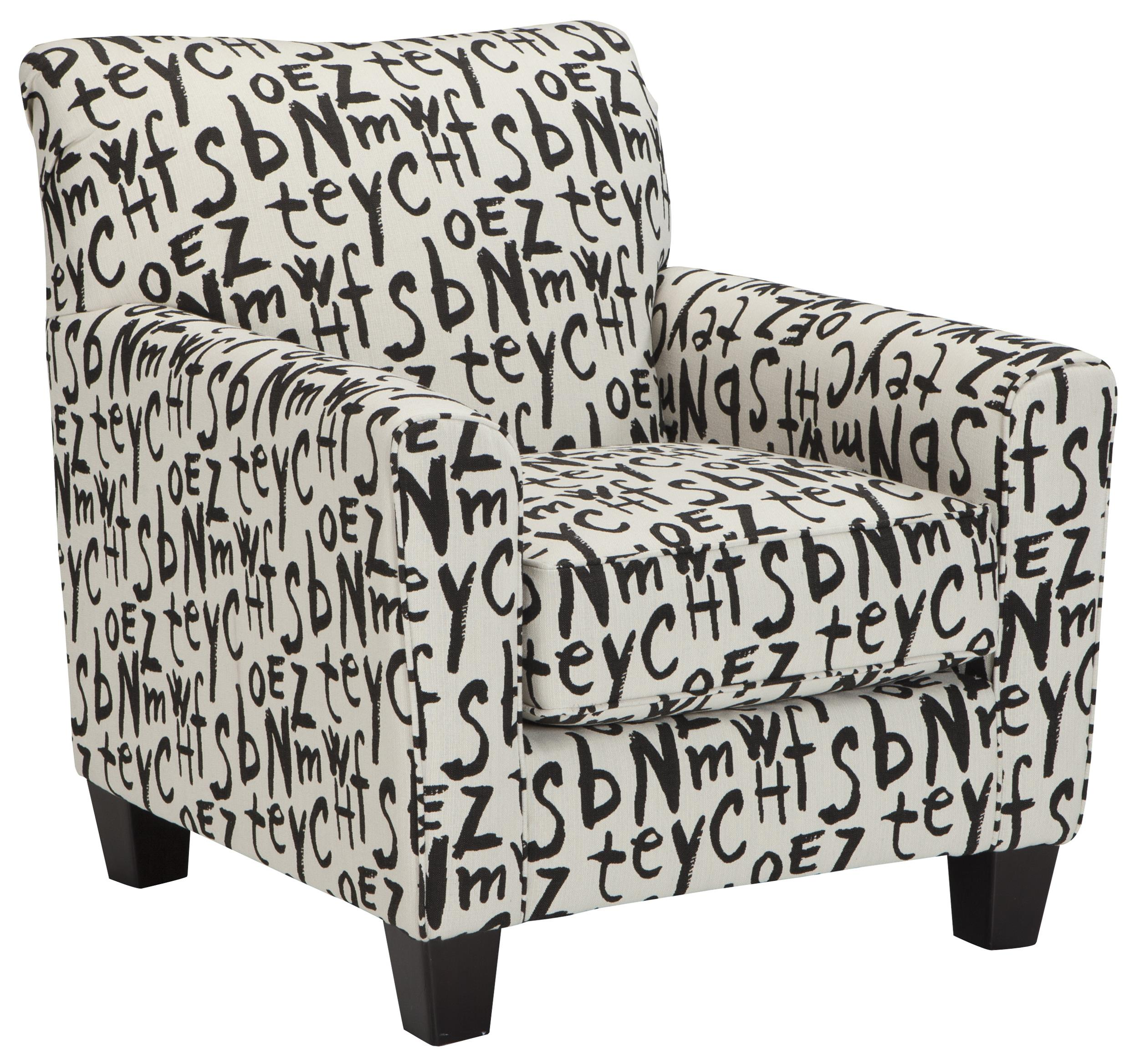 Brindon Accent Chair by Benchcraft at Miller Waldrop Furniture and Decor