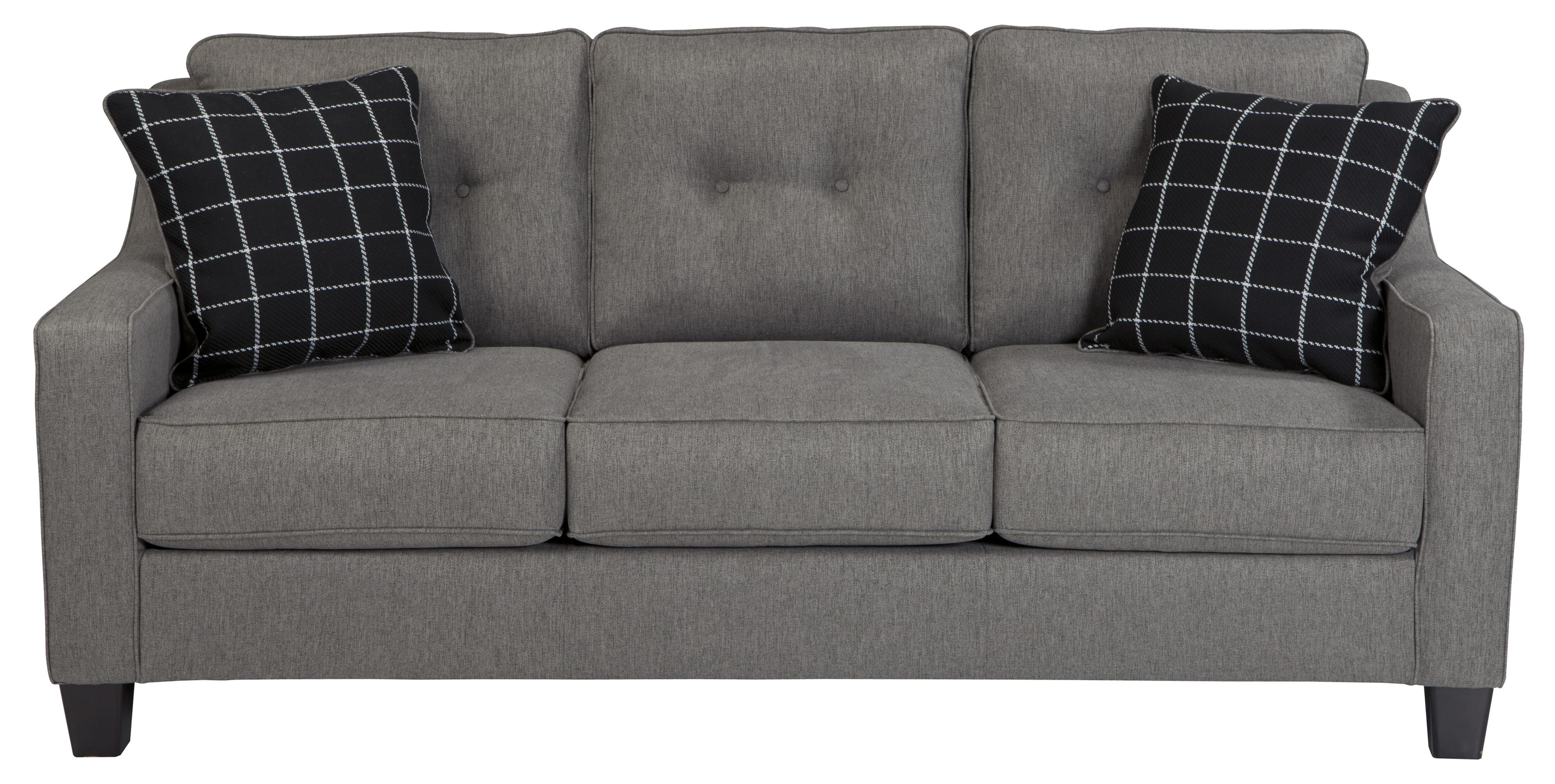 Brindon Queen Sofa Sleeper by Benchcraft at Miller Waldrop Furniture and Decor