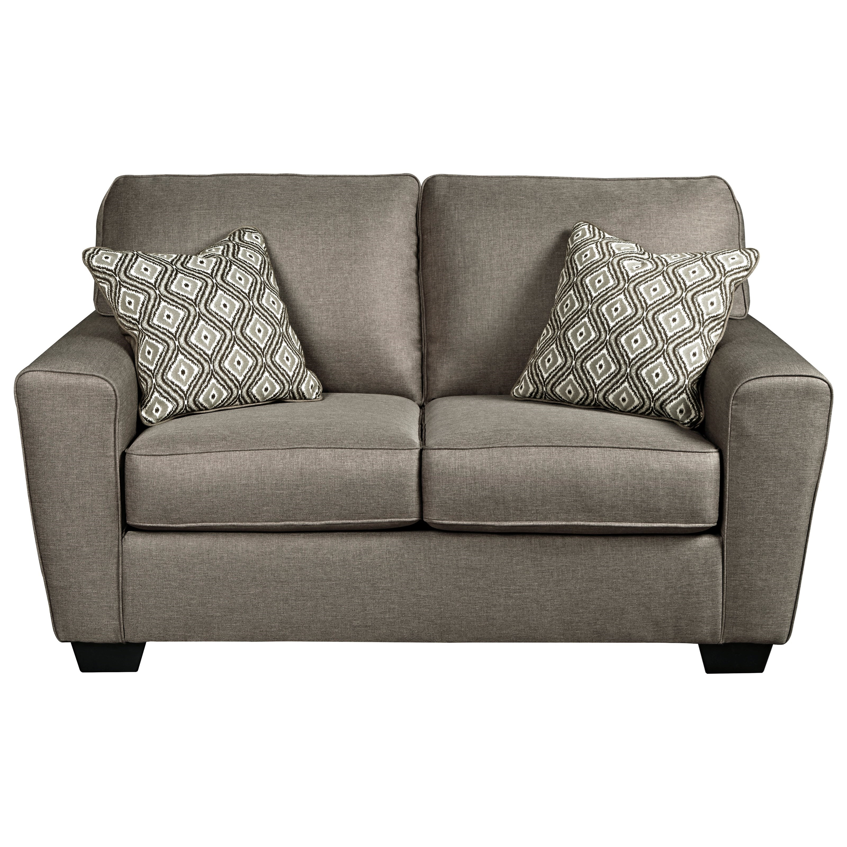 Calicho Loveseat by Benchcraft at Walker's Furniture