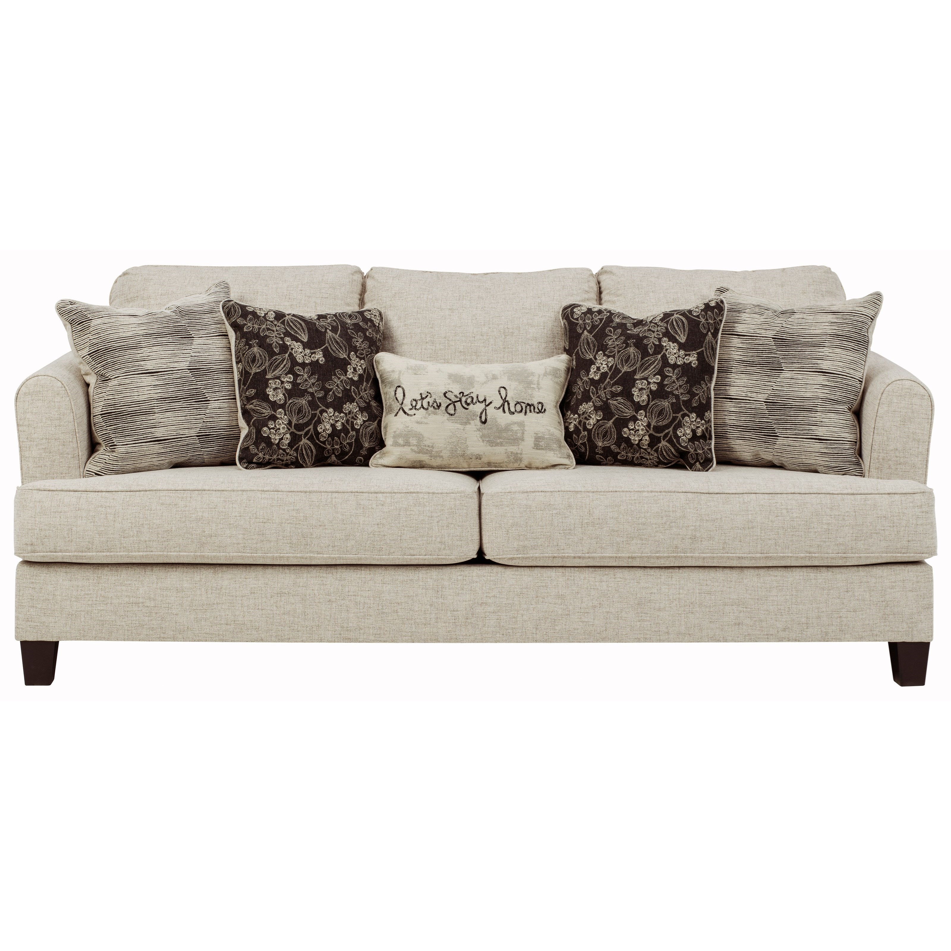 Callisburg Sofa by Benchcraft at Walker's Furniture