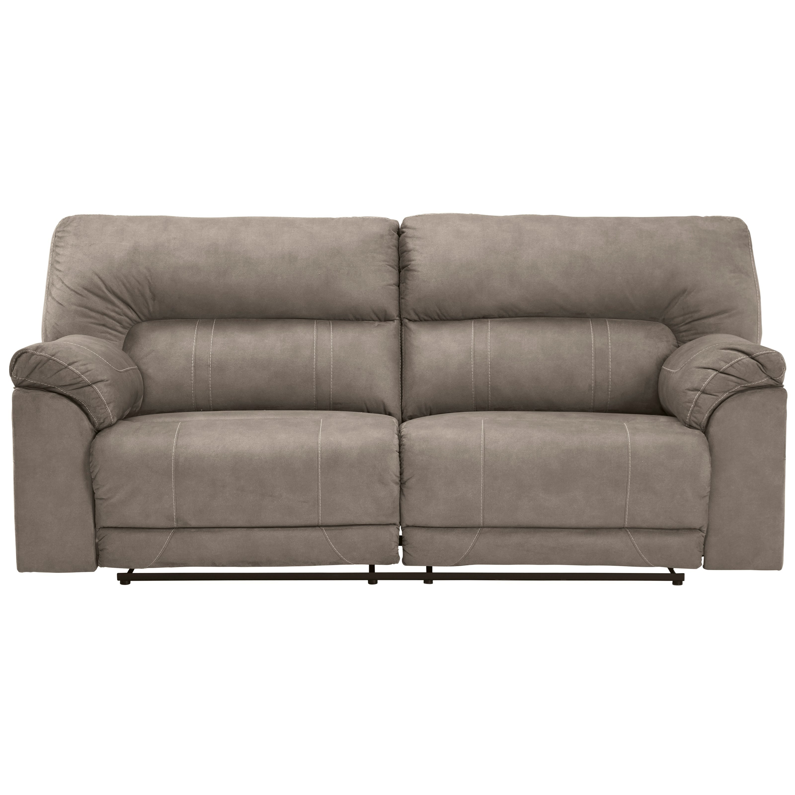 Cavalcade Two-Seat Reclining Sofa by Benchcraft at Miller Waldrop Furniture and Decor