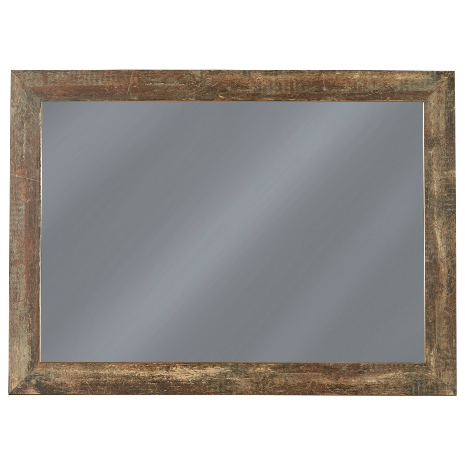 Chadbrook Bedroom Mirror by Benchcraft at Fisher Home Furnishings