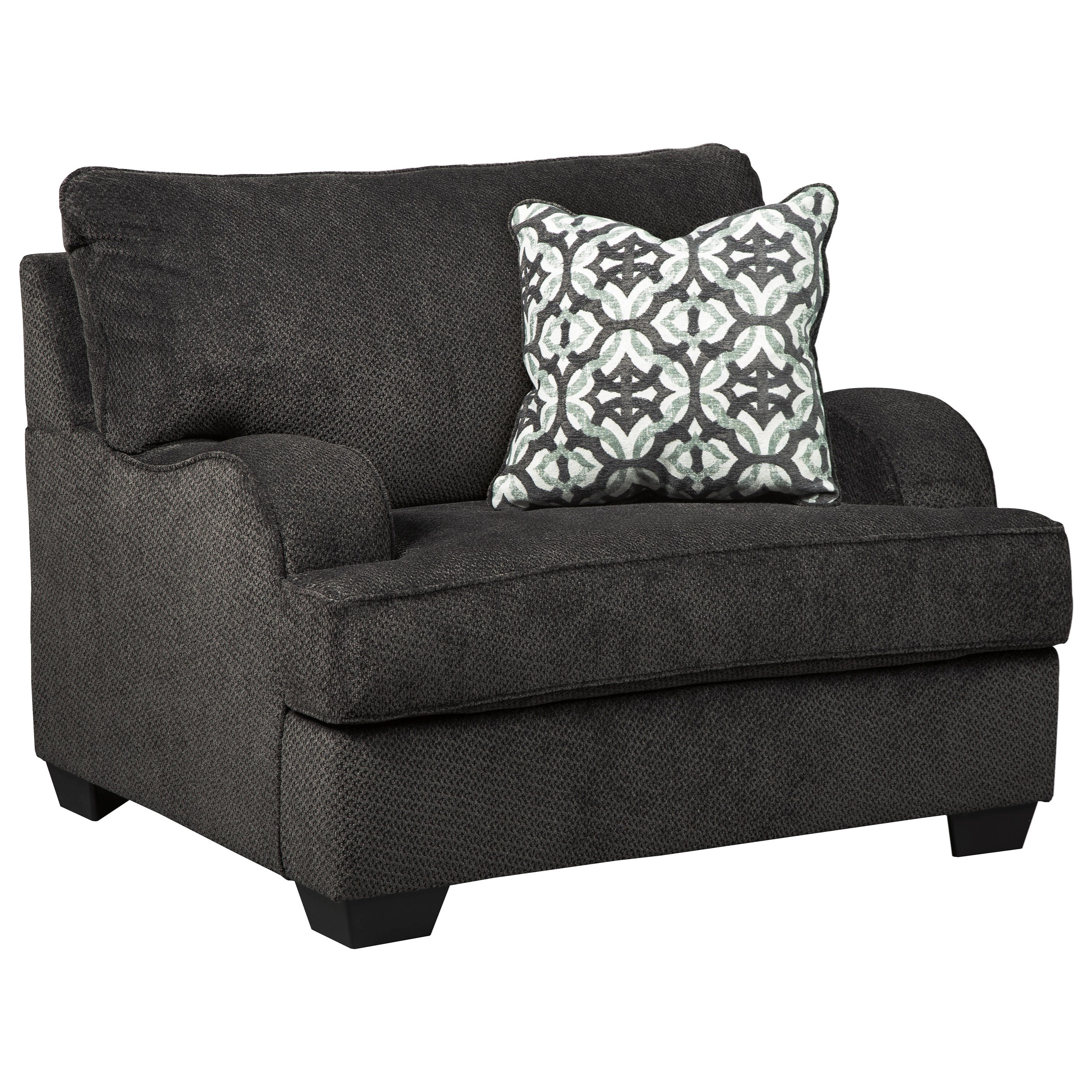 Charenton Chair and a Half by Benchcraft at Value City Furniture