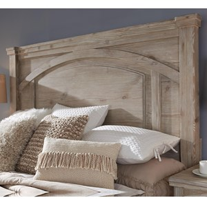 Relaxed Vintage Queen Panel Headboard
