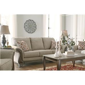 Fog Sofa, Loveseat and Chair Set