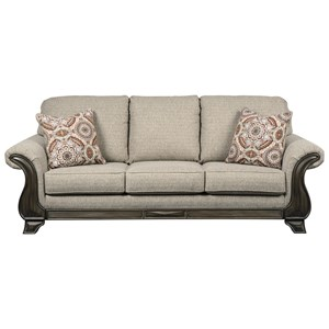 Sofa with Traditional Style
