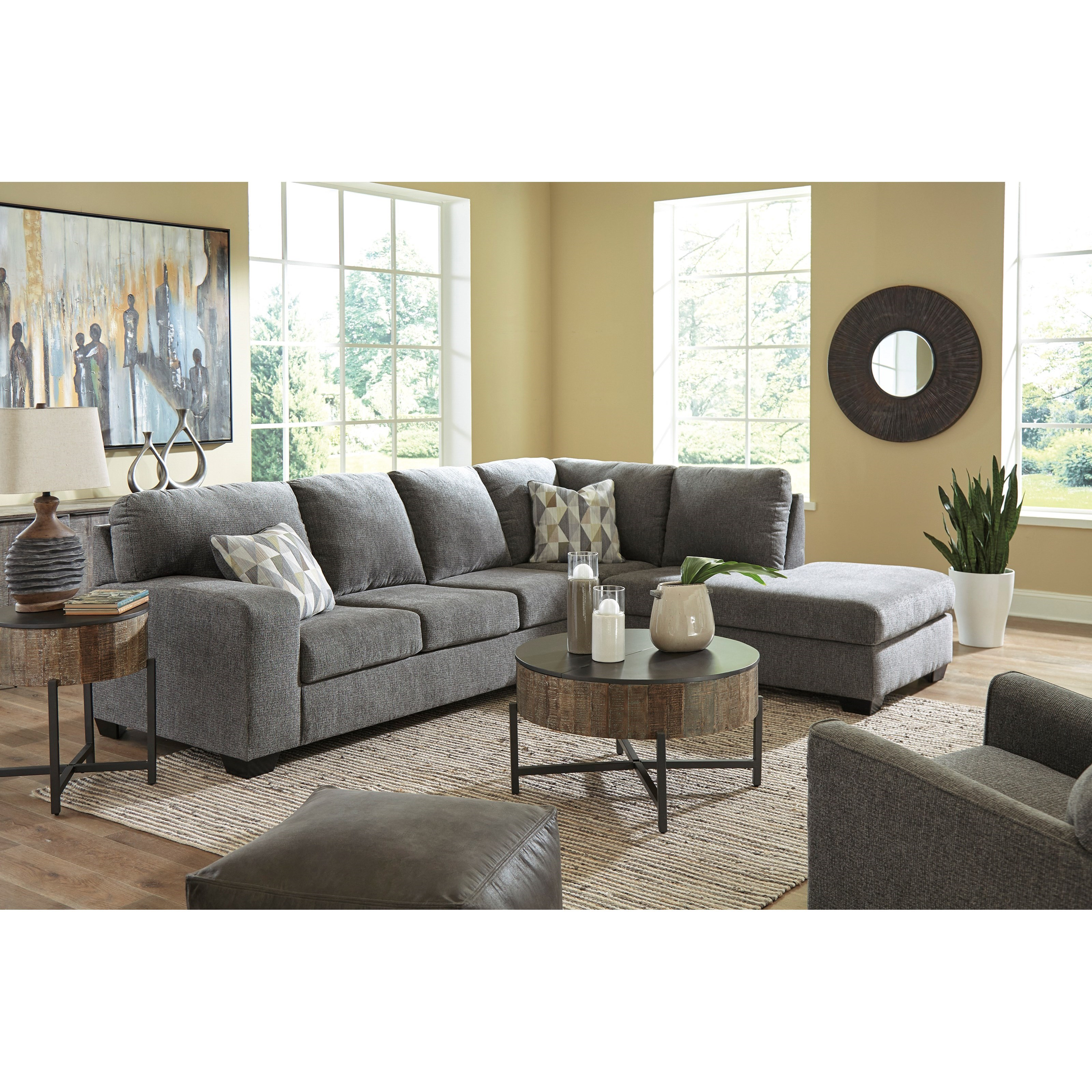 Dalhart Living Room Group by Benchcraft at Miller Waldrop Furniture and Decor