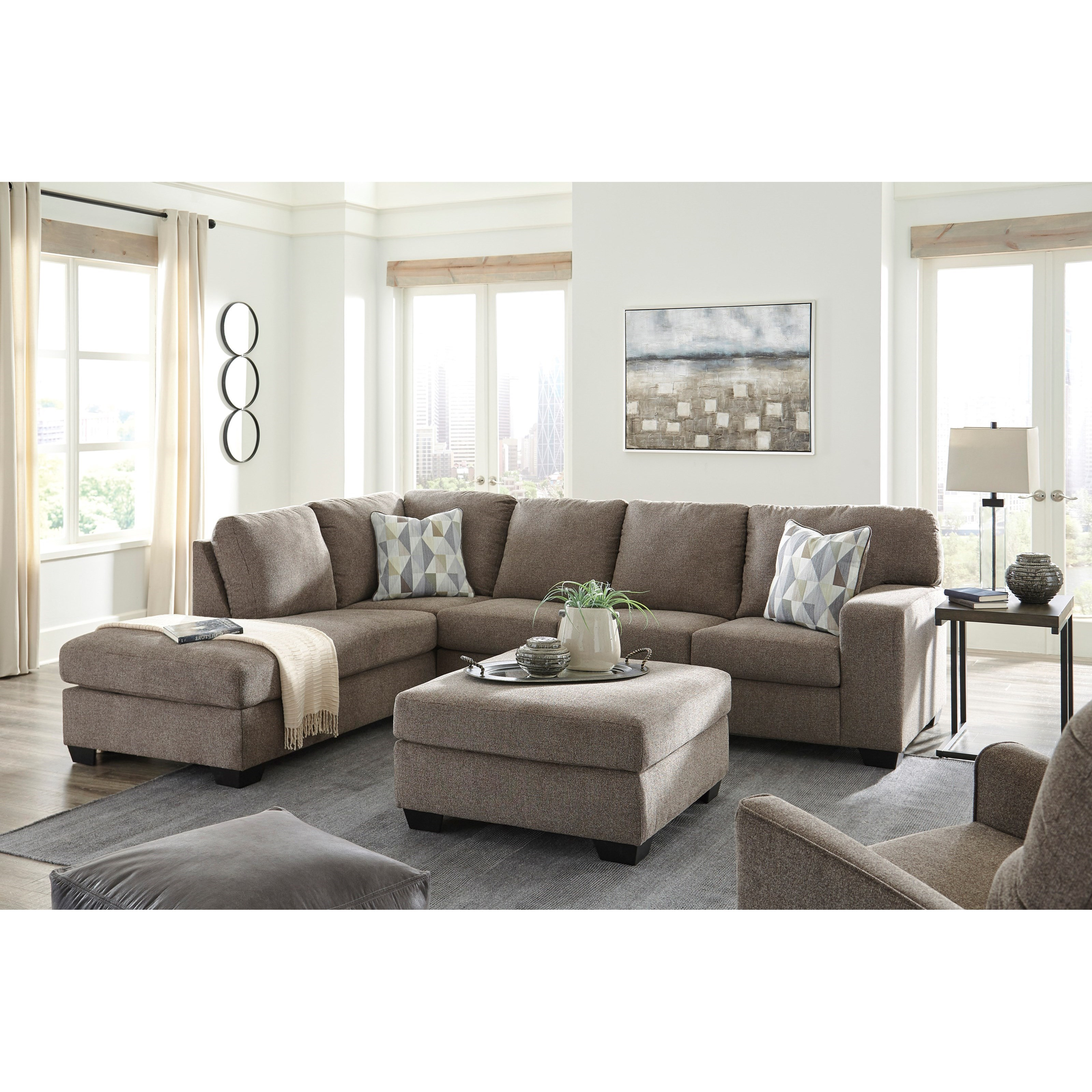 Dalhart Living Room Group by Benchcraft at Walker's Furniture