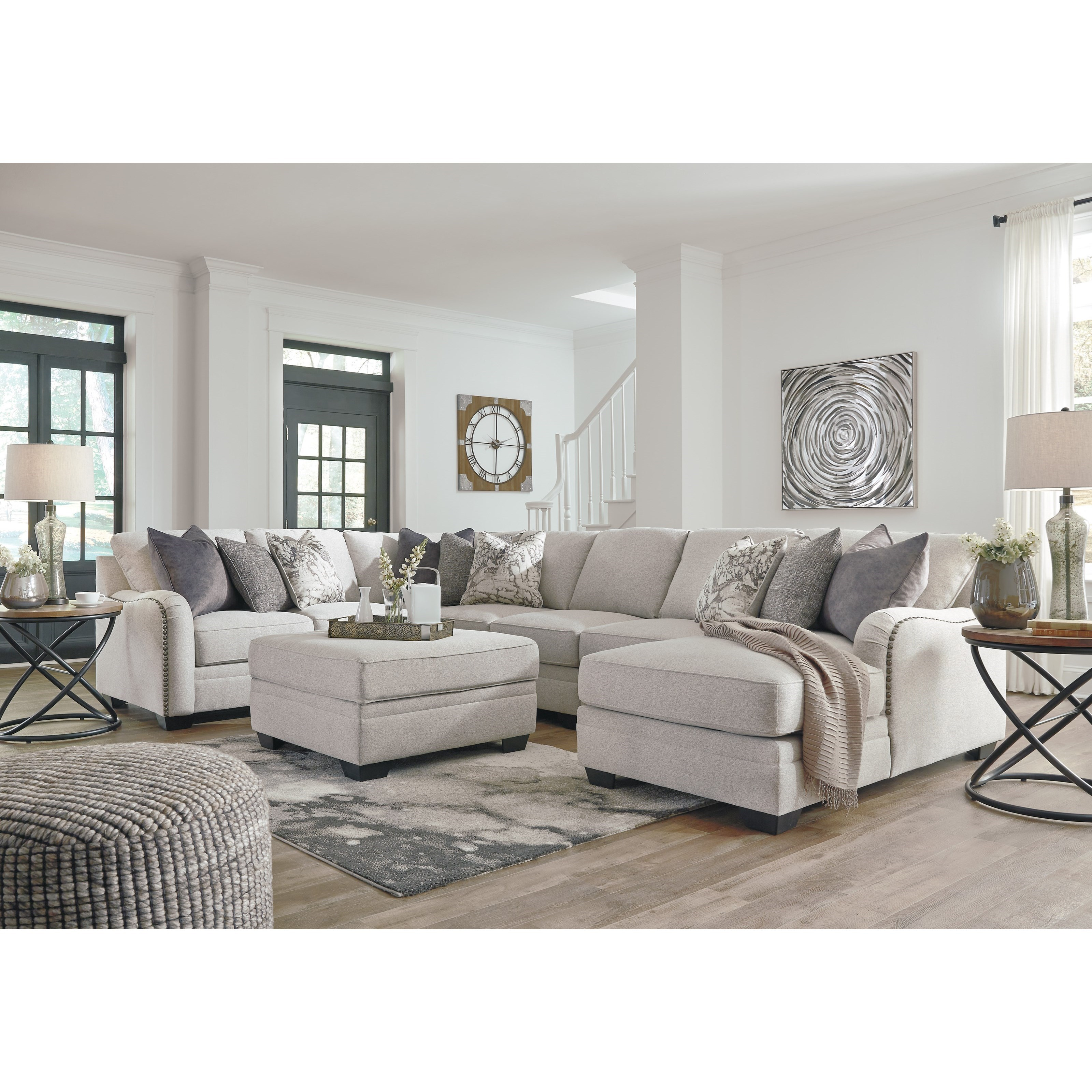 Dellara Stationary Living Room Group by Benchcraft at Value City Furniture