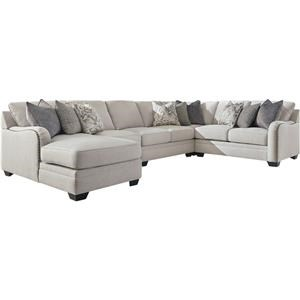 5-Piece Sectional