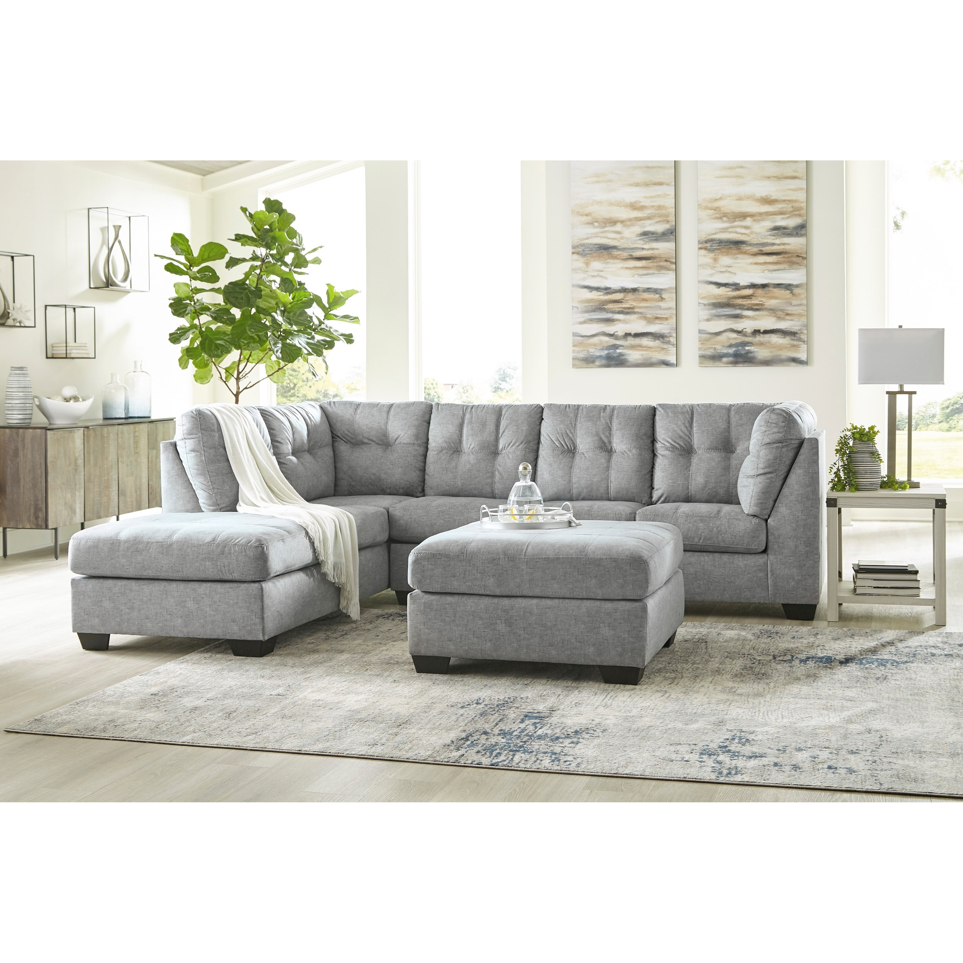 Falkirk Living Room Group by Benchcraft at Gill Brothers Furniture