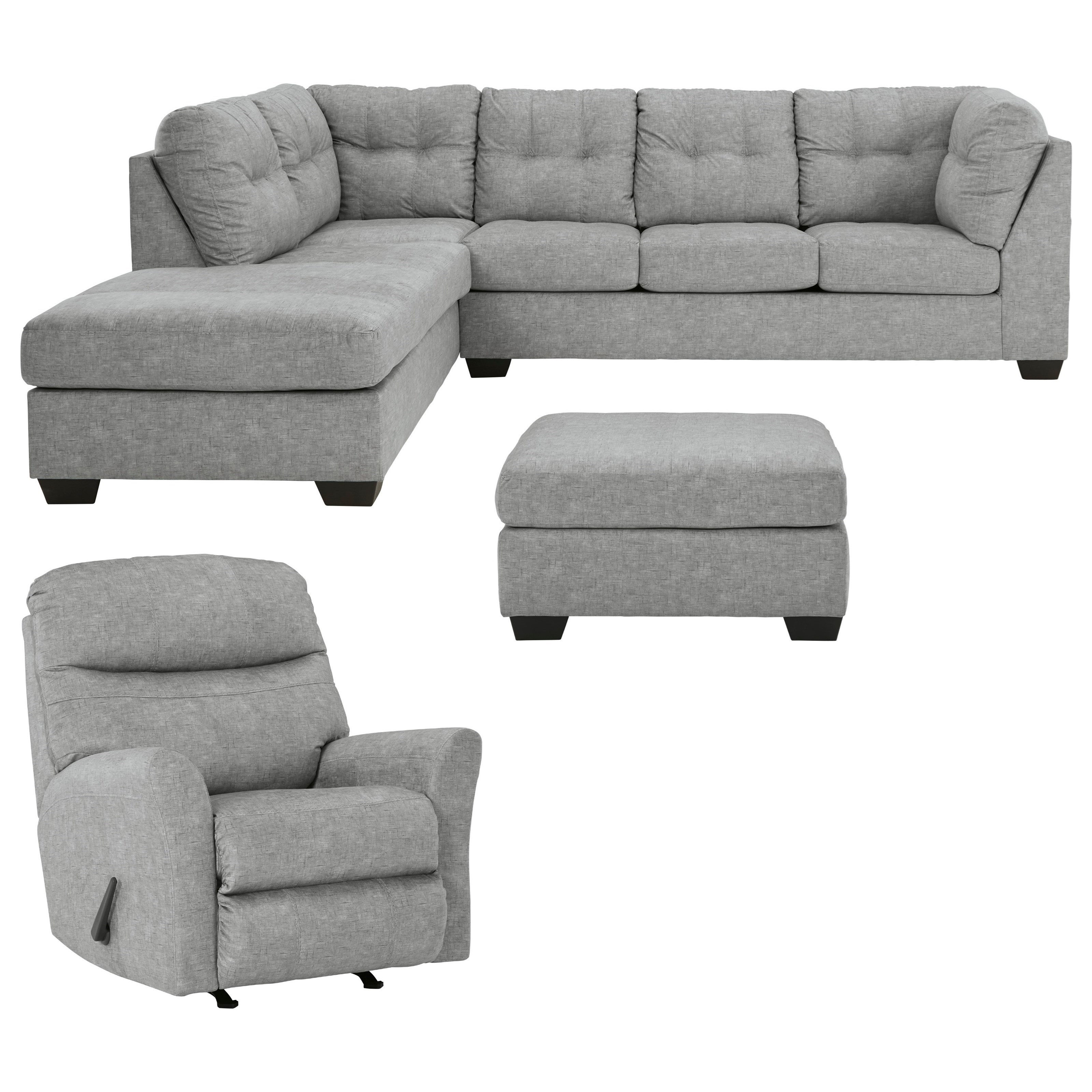Falkirk Living Room Group by Benchcraft at Rooms and Rest