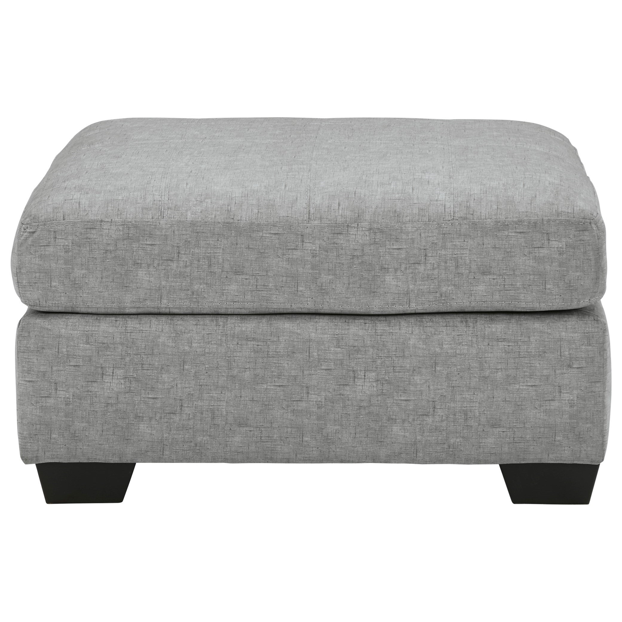Falkirk Oversized Accent Ottoman by Benchcraft at Miller Waldrop Furniture and Decor