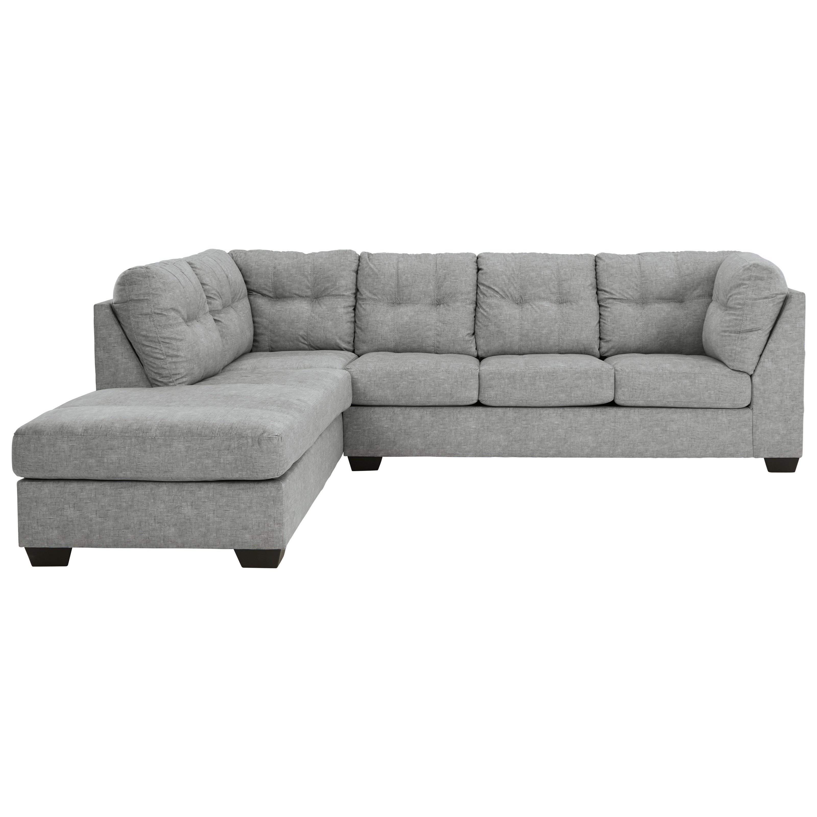 Falkirk 2-Piece Sectional with Chaise by Benchcraft at Rife's Home Furniture