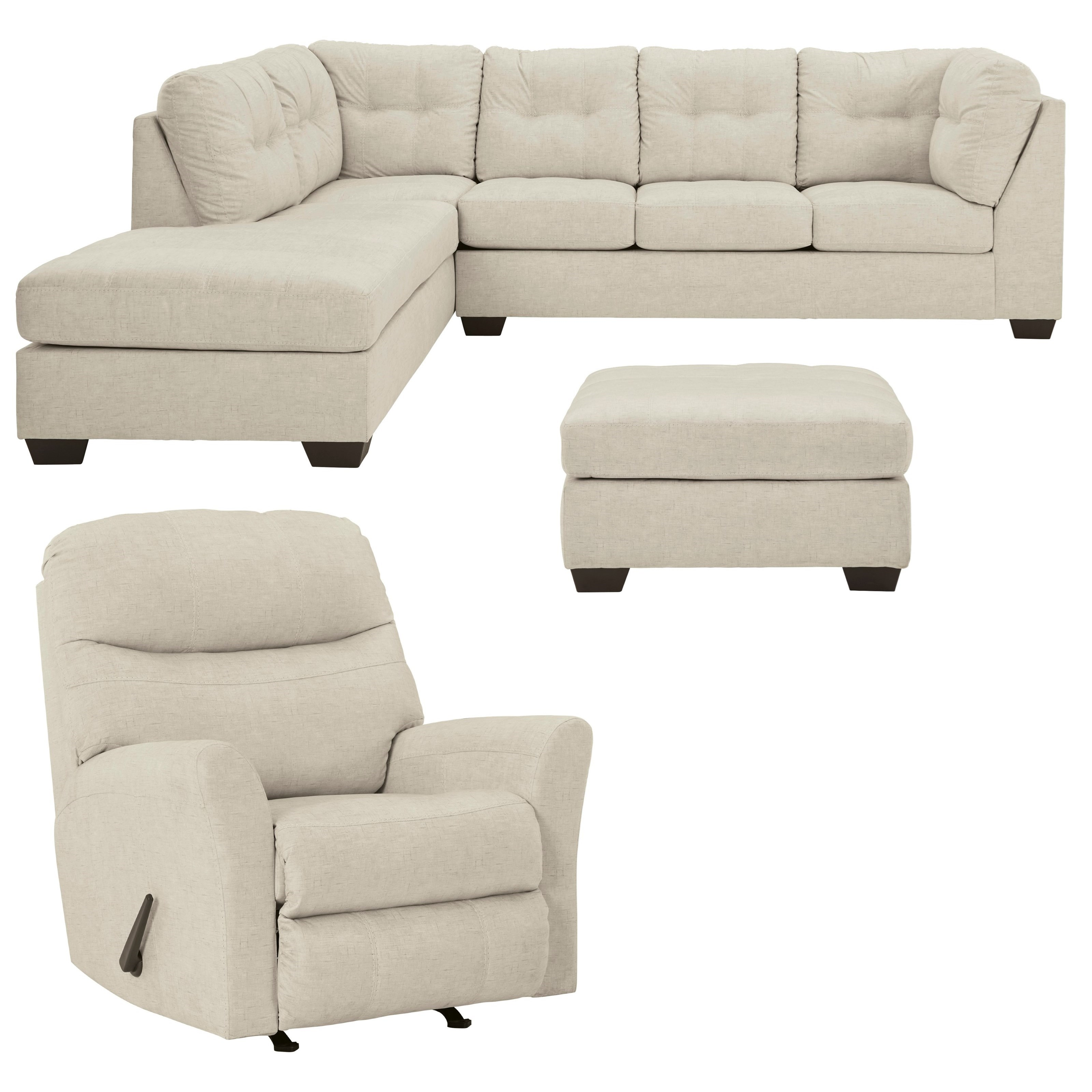 Falkirk Living Room Group by Benchcraft at Northeast Factory Direct