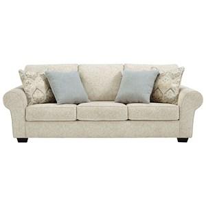 Casual Queen Sofa Sleeper