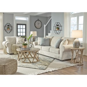 Sofa and Chair Living Room Group