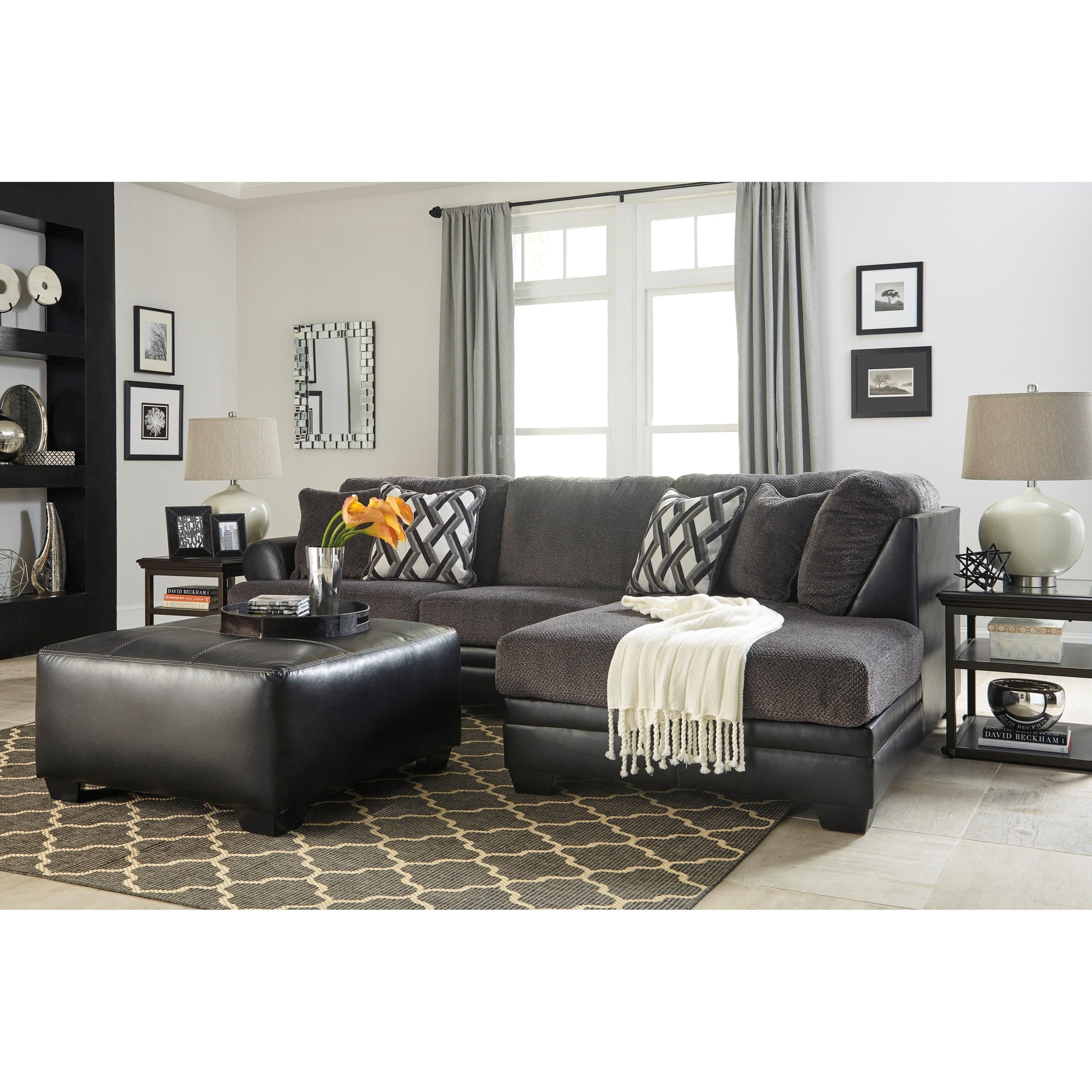 Kumasi Living Room Group by Benchcraft at Furniture Fair - North Carolina