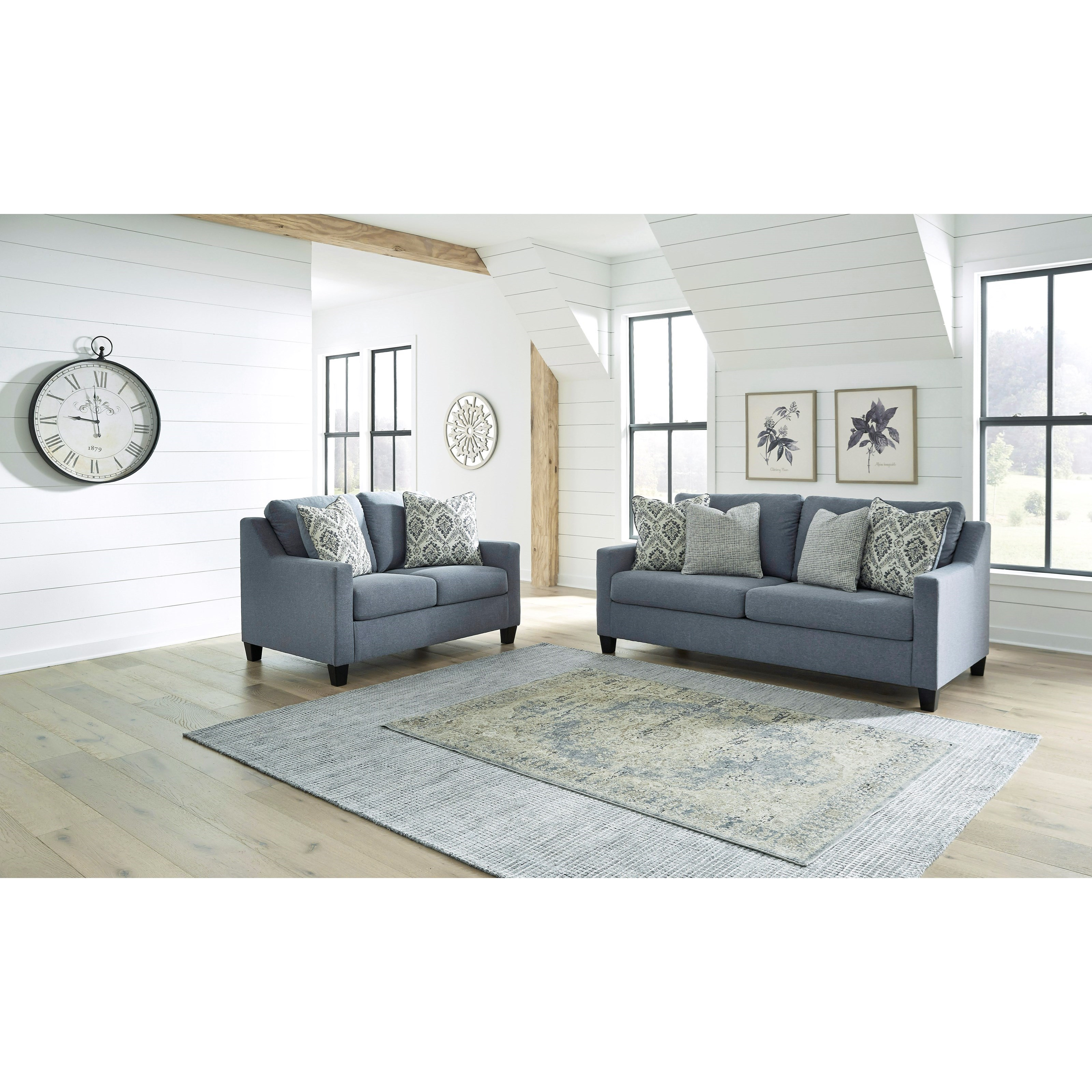 Lemly Living Room Group by Benchcraft at Northeast Factory Direct