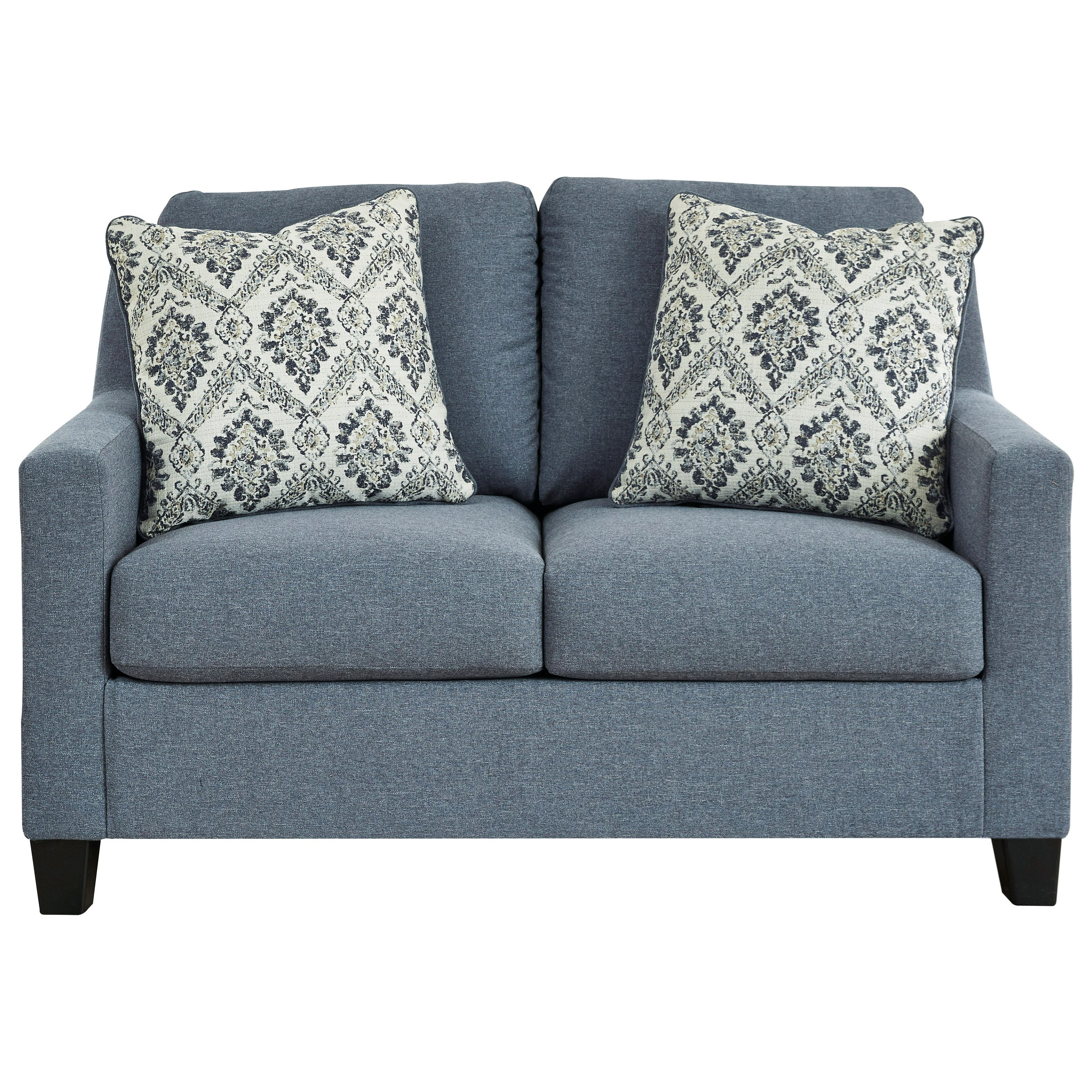 Lemly Loveseat by Benchcraft at Household Furniture